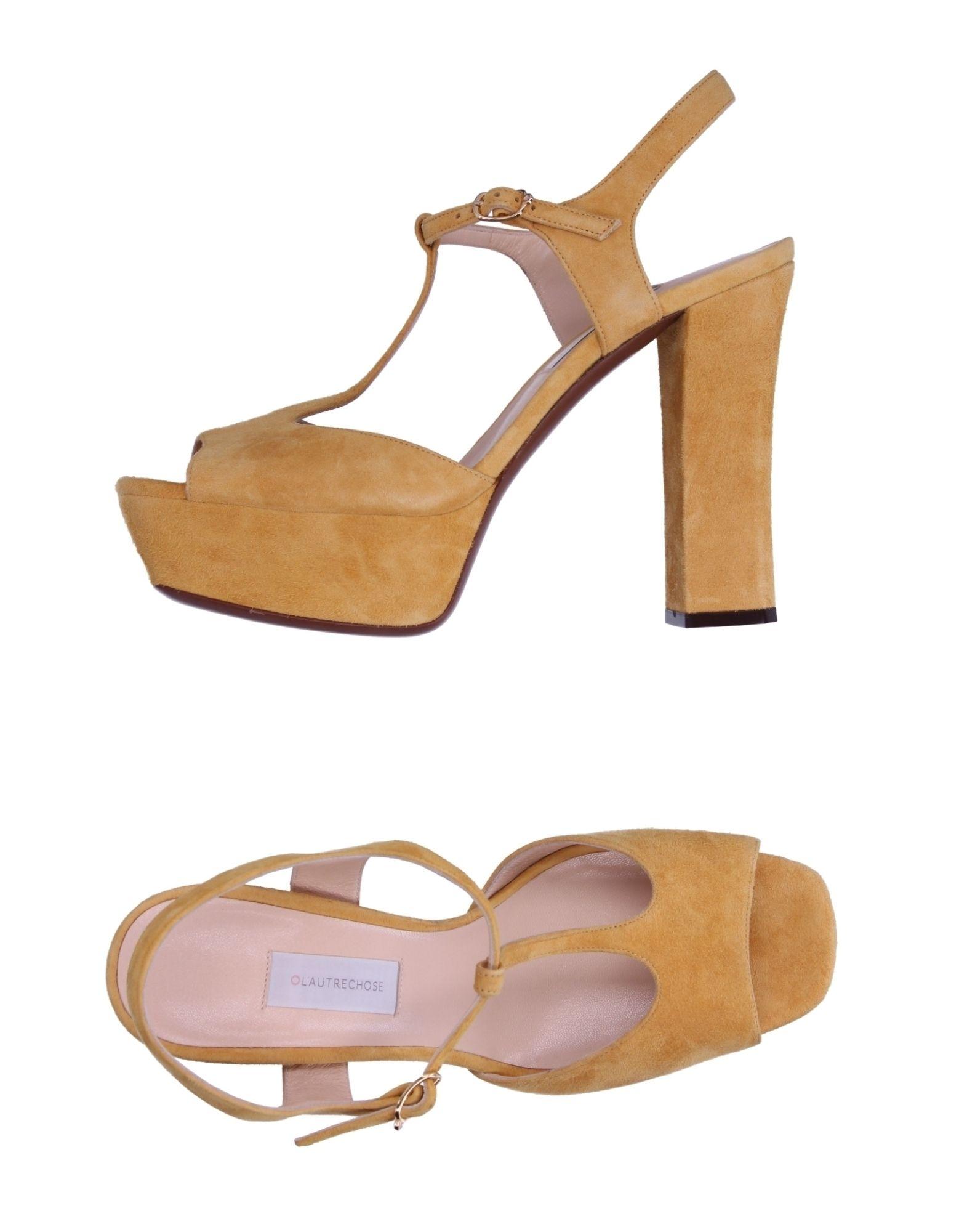 L' Autre Chose Sandalen Qualität Damen  11152716OQ Gute Qualität Sandalen beliebte Schuhe 3c6152