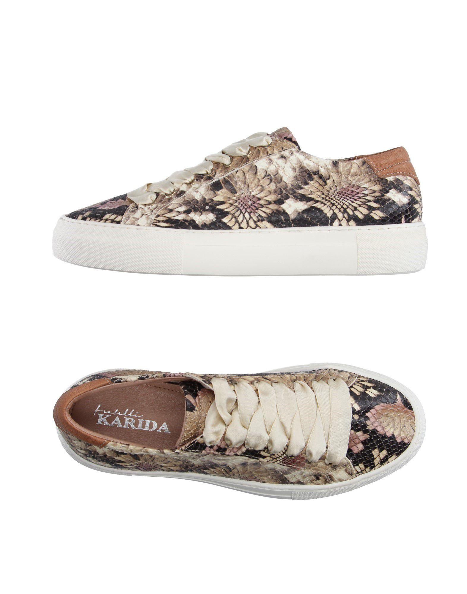 Sneakers Fratelli Karida Femme - Sneakers Fratelli Karida sur