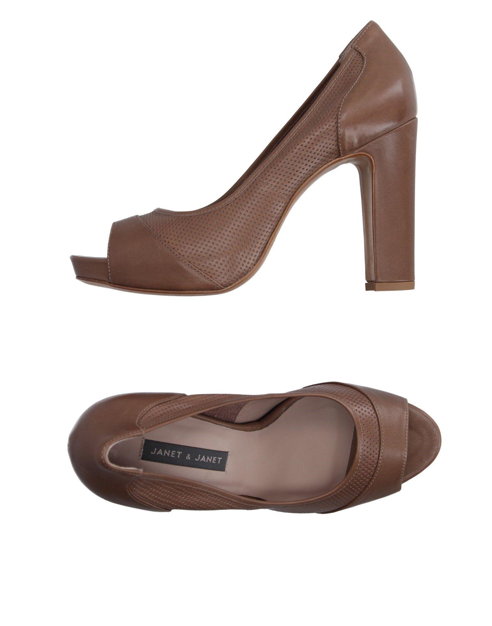 Gut um billige Schuhe zu tragenJanet & Janet Pumps Damen  11153059RD