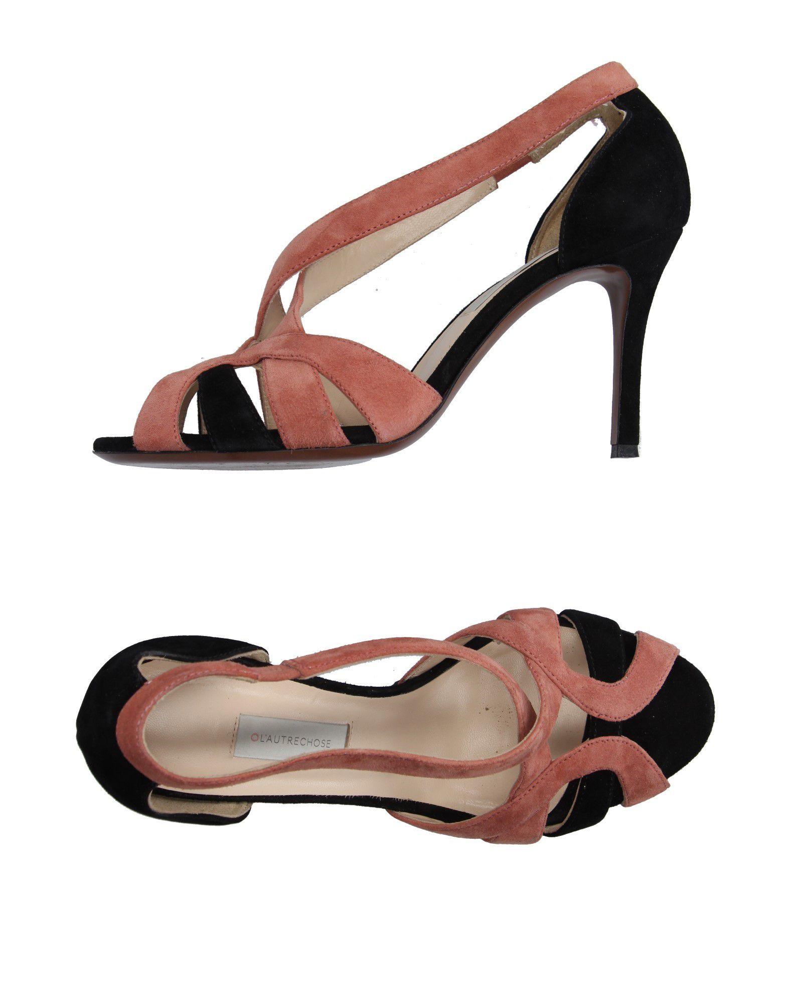 Stilvolle billige Schuhe L'  Autre Chose Sandalen Damen  L' 11153134BE 8231e5