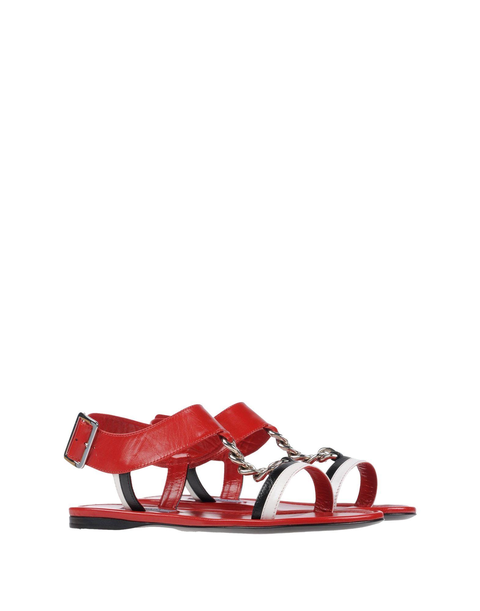 Rabatt Prada Schuhe Prada Rabatt Sandalen Damen  11153940WH 49e53b