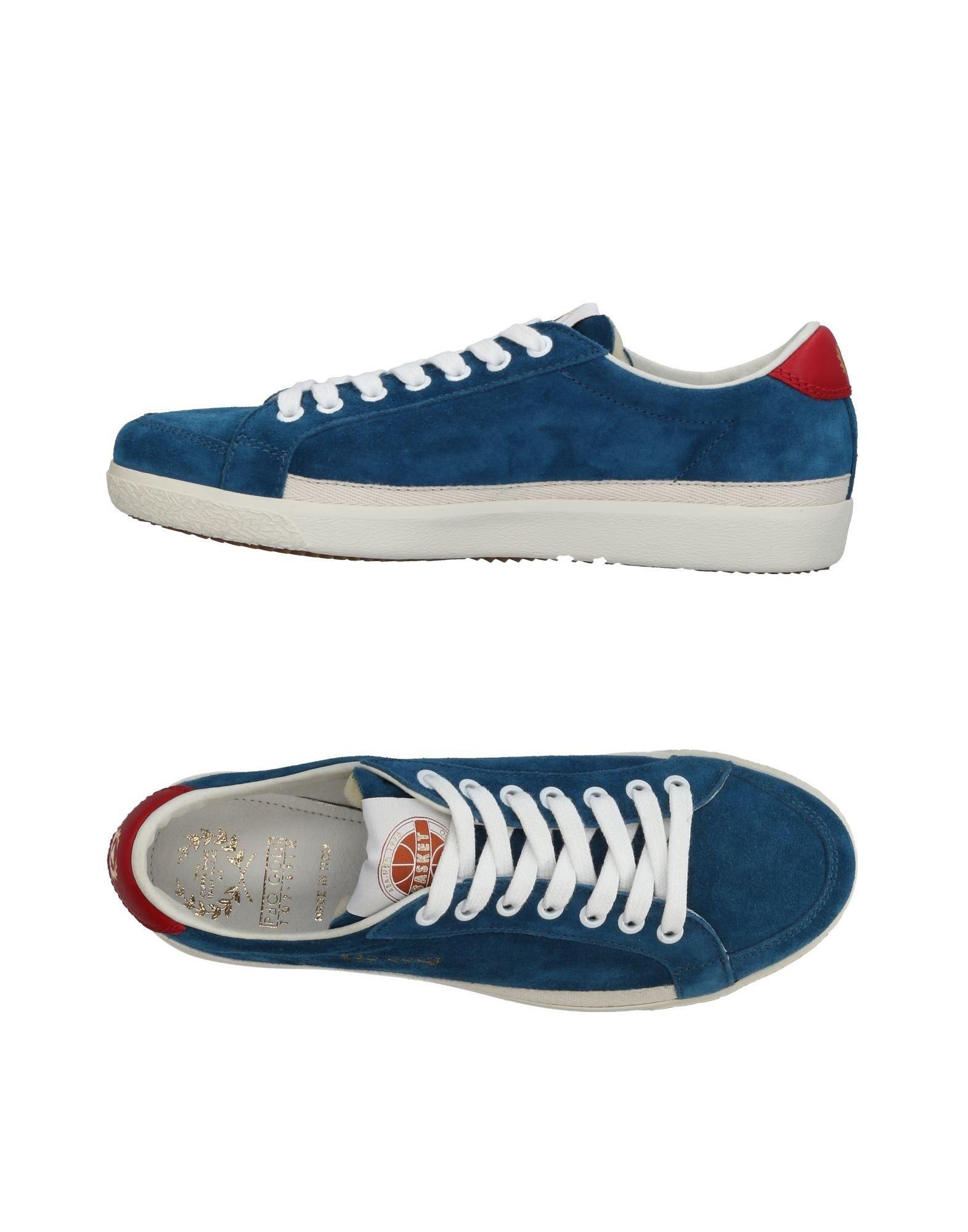Sneakers Pantofola D'oro Homme - Sneakers Pantofola D'oro  Bleu Confortable et belle