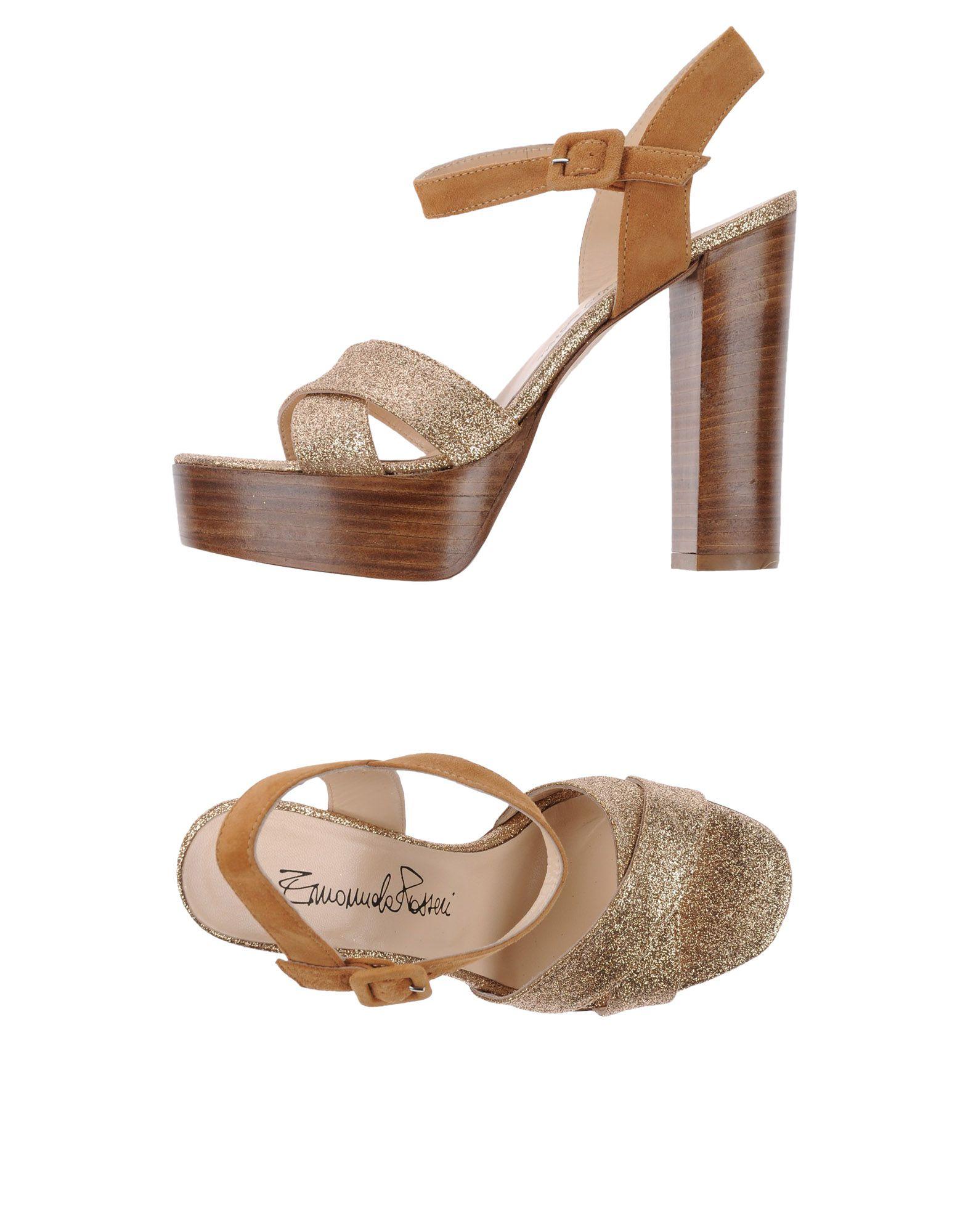 Emanuela Passeri Sandalen Damen  11154006MN Gute Qualität beliebte Schuhe