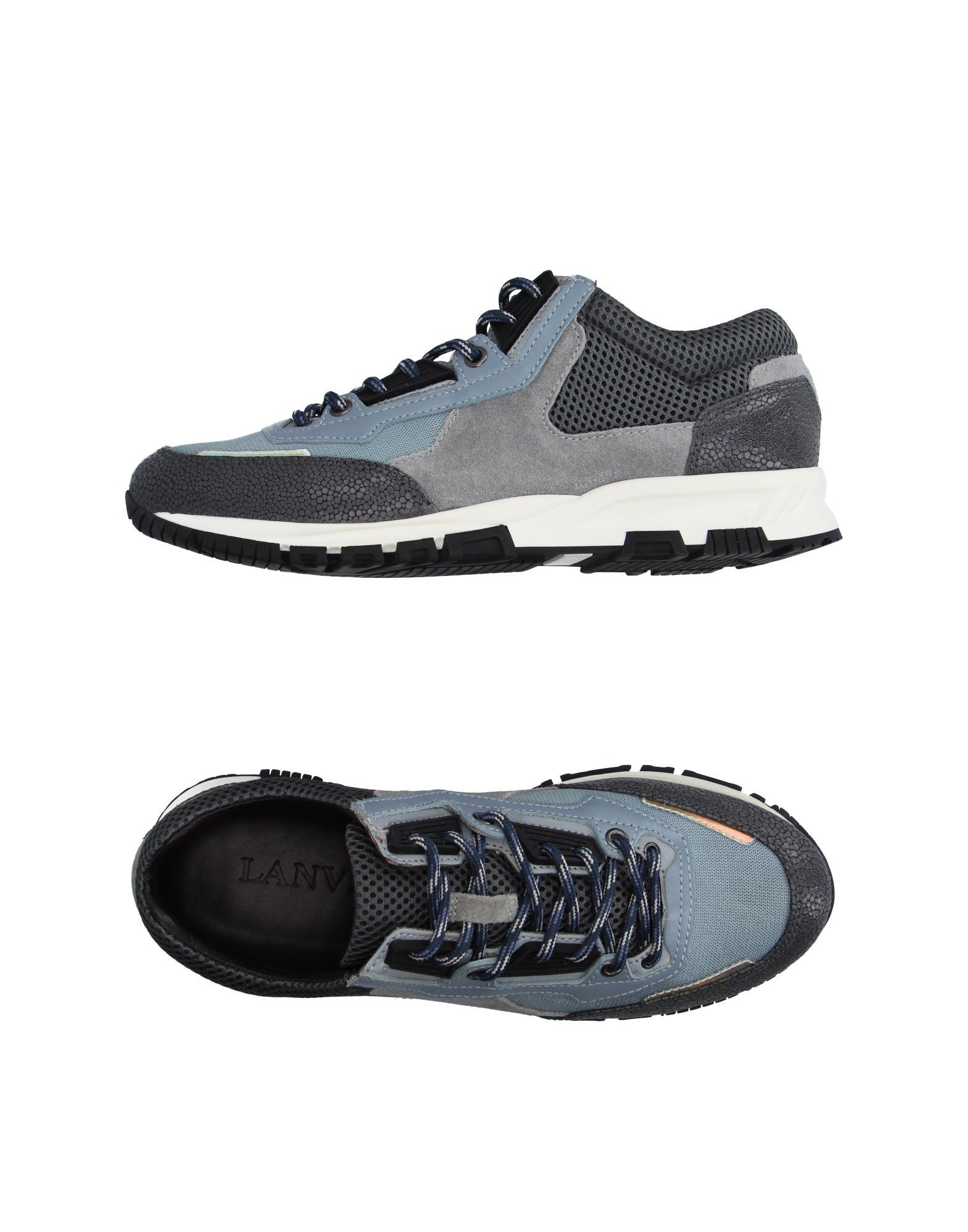 Lanvin Sneakers Herren   Herren 11154404DH 01addd