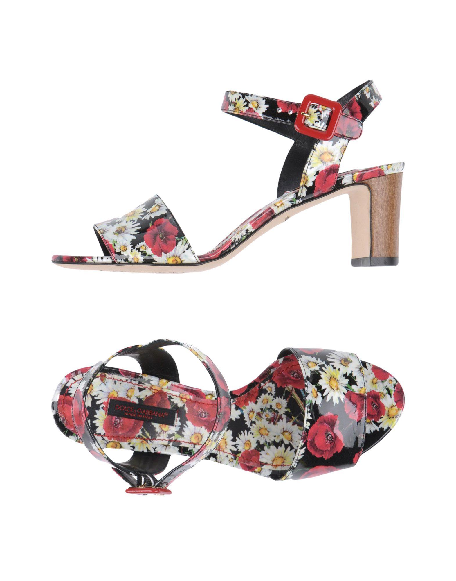 Dolce  & Gabbana Sandalen Damen  Dolce 11154711IKGünstige gut aussehende Schuhe 9a96ae