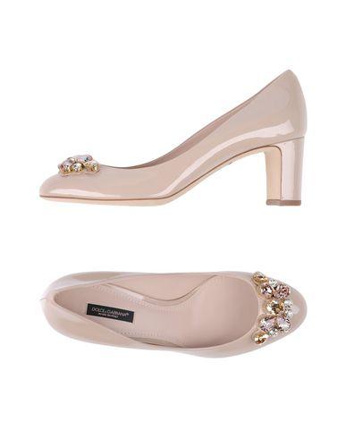 amp; Escarpins Dolce Gabbana Beige Gabbana Escarpins amp; Dolce Gabbana amp; Dolce Beige Escarpins zqOtUwHT