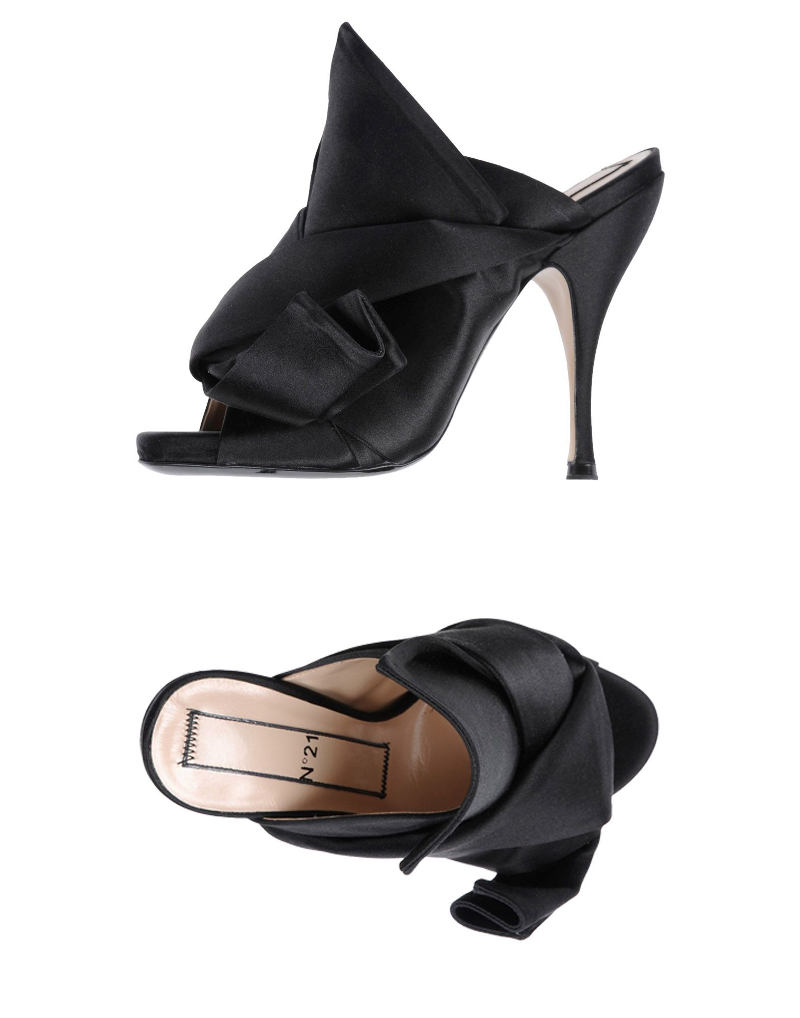 Rabatt Schuhe N° 21 Sandalen Damen  11154864JI