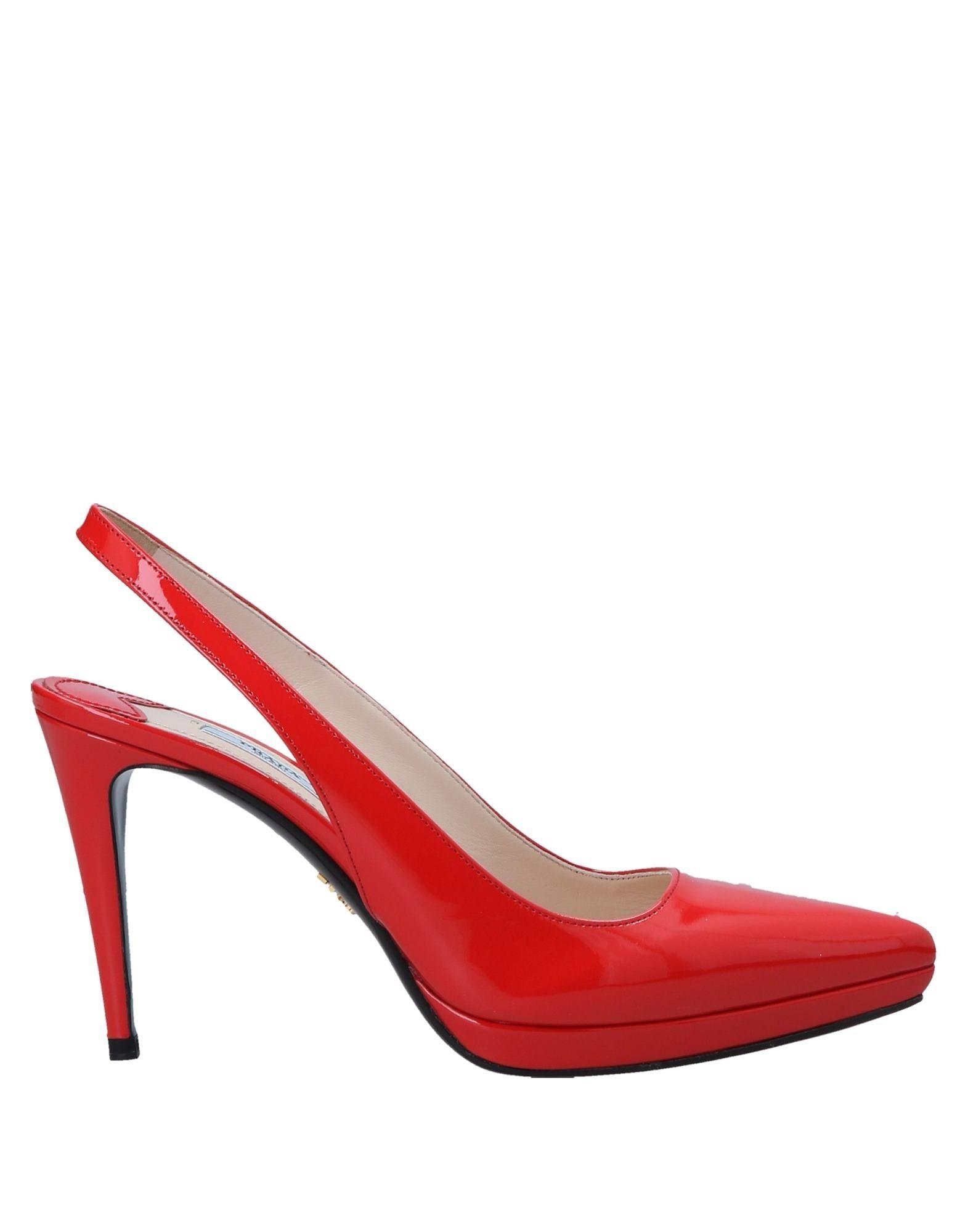 Prada Pumps Damen Schuhe  11154877BIGünstige gut aussehende Schuhe Damen 5e86a2