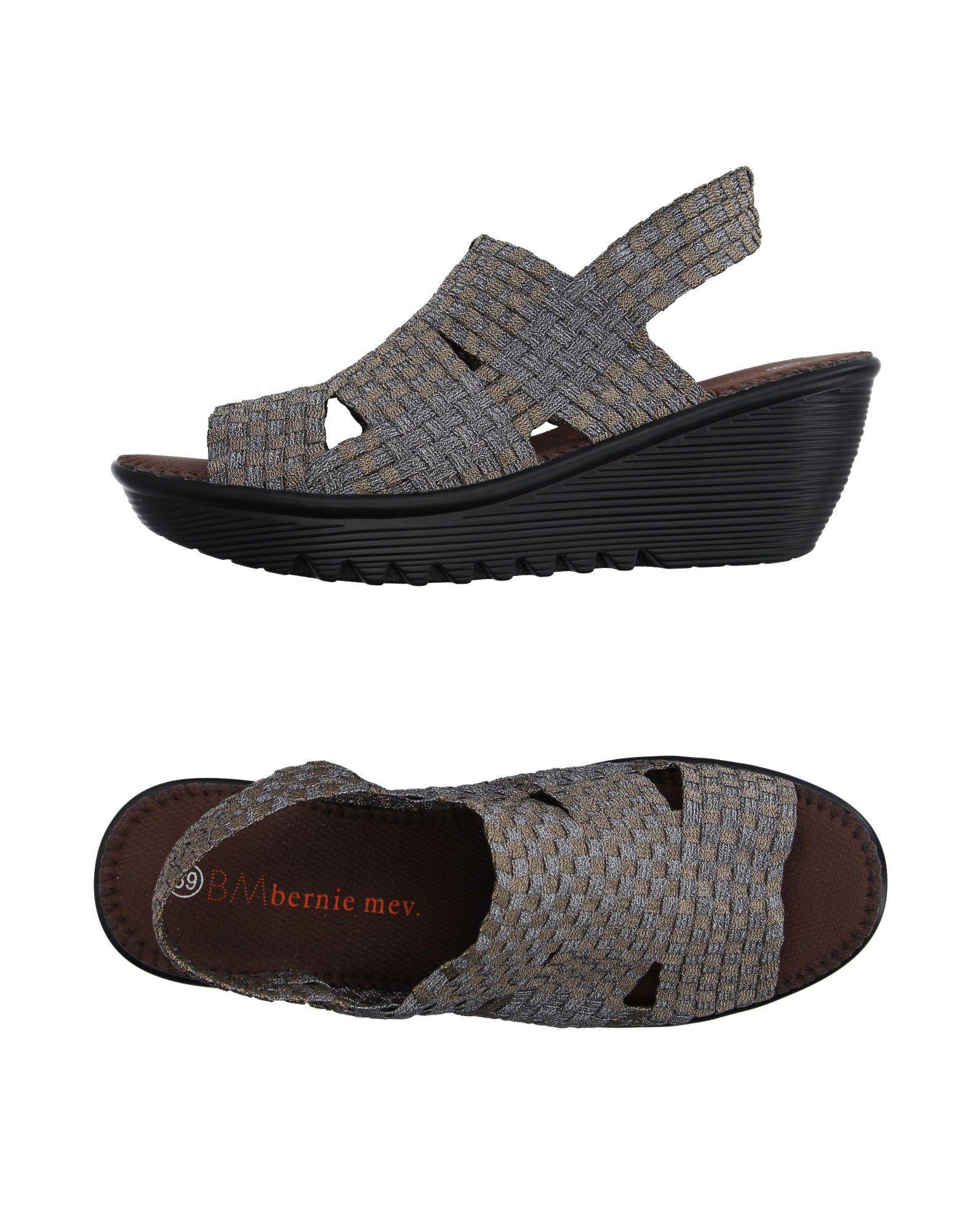 Bernie Mev. Sandalen beliebte Damen  11154911TP Gute Qualität beliebte Sandalen Schuhe acde67
