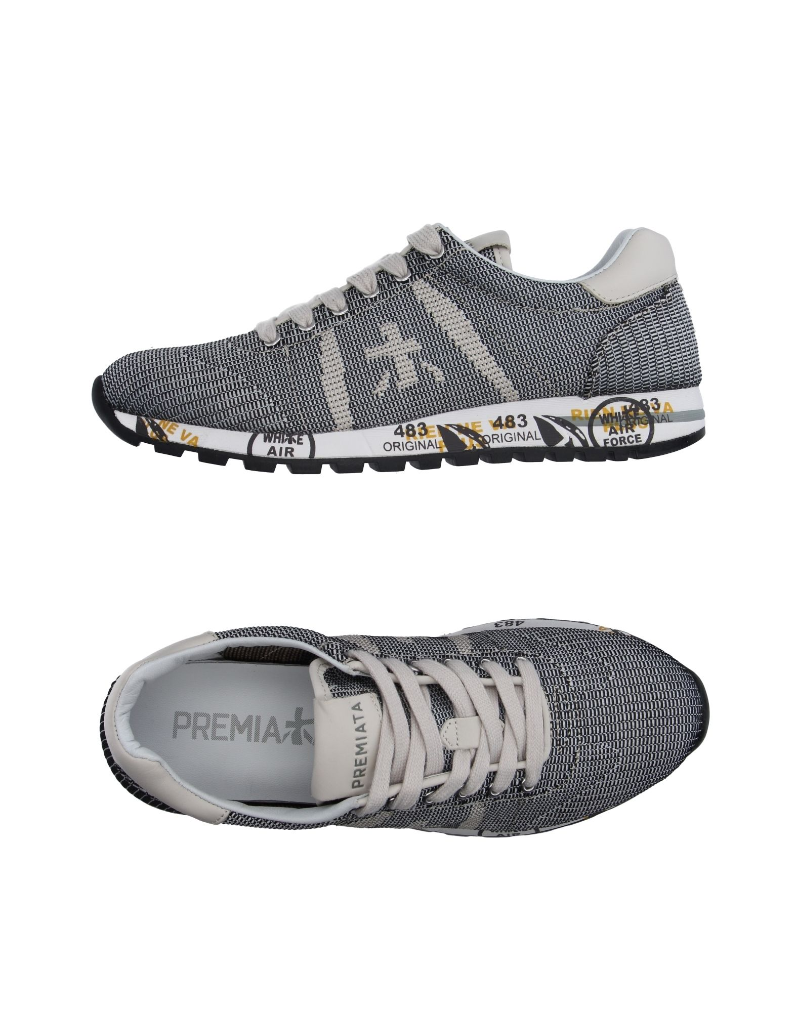 Stilvolle billige billige billige Schuhe Premiata Turnschuhes Damen 11155098LX cf4d51