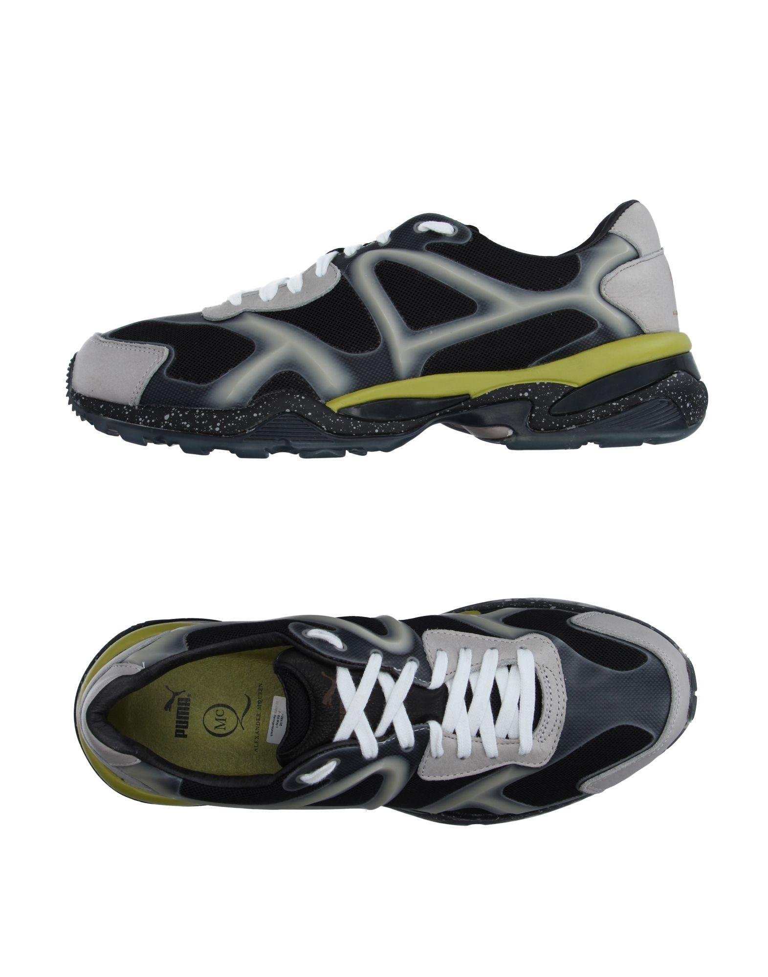 Rabatt echte Schuhe Alexander Mcqueen Puma Sneakers Herren  11155316TM
