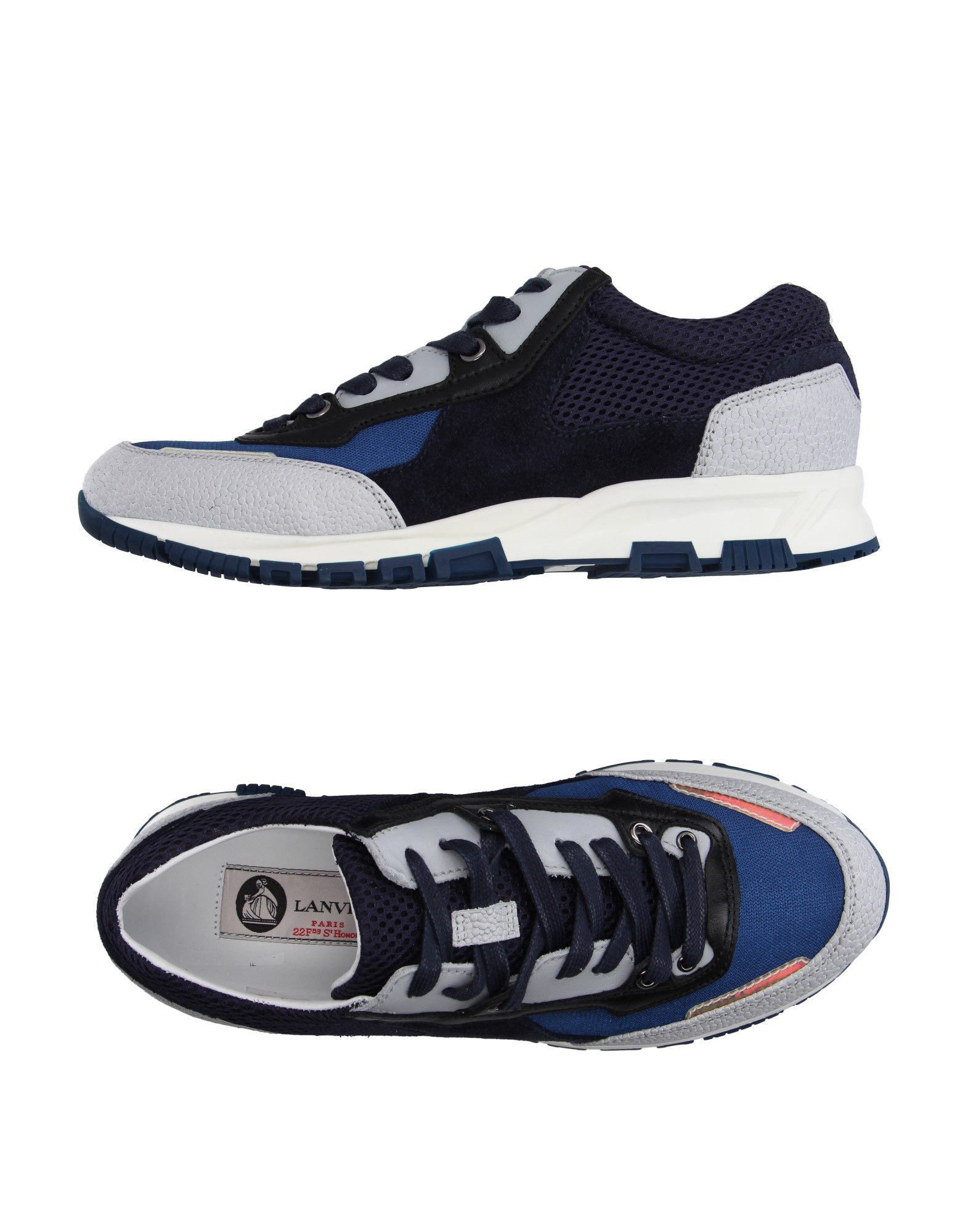 Lanvin Damen Sneakers Damen Lanvin  11155571RA Heiße Schuhe 104eee