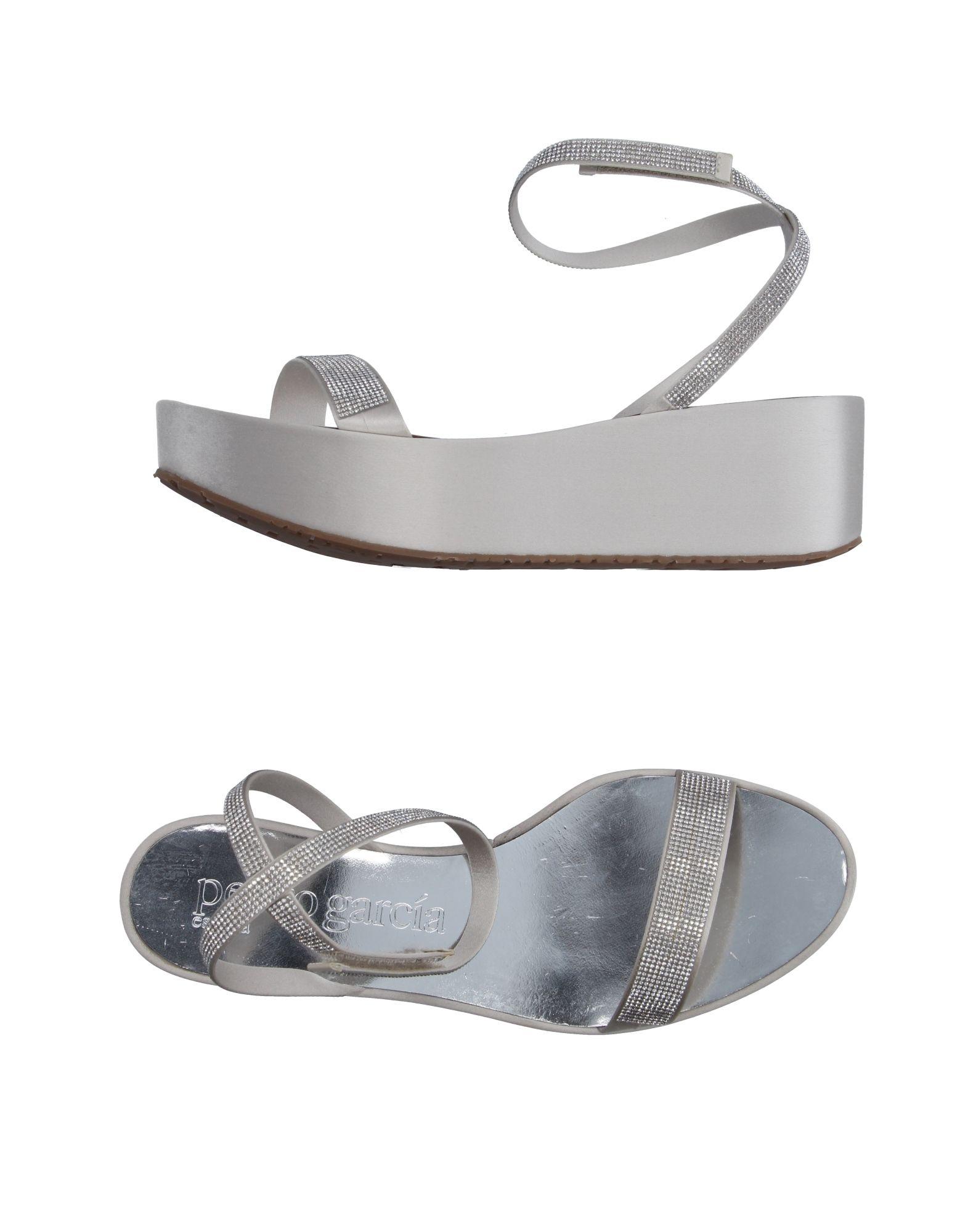Rabatt Schuhe Pedro García Sandalen Damen  11155815TM