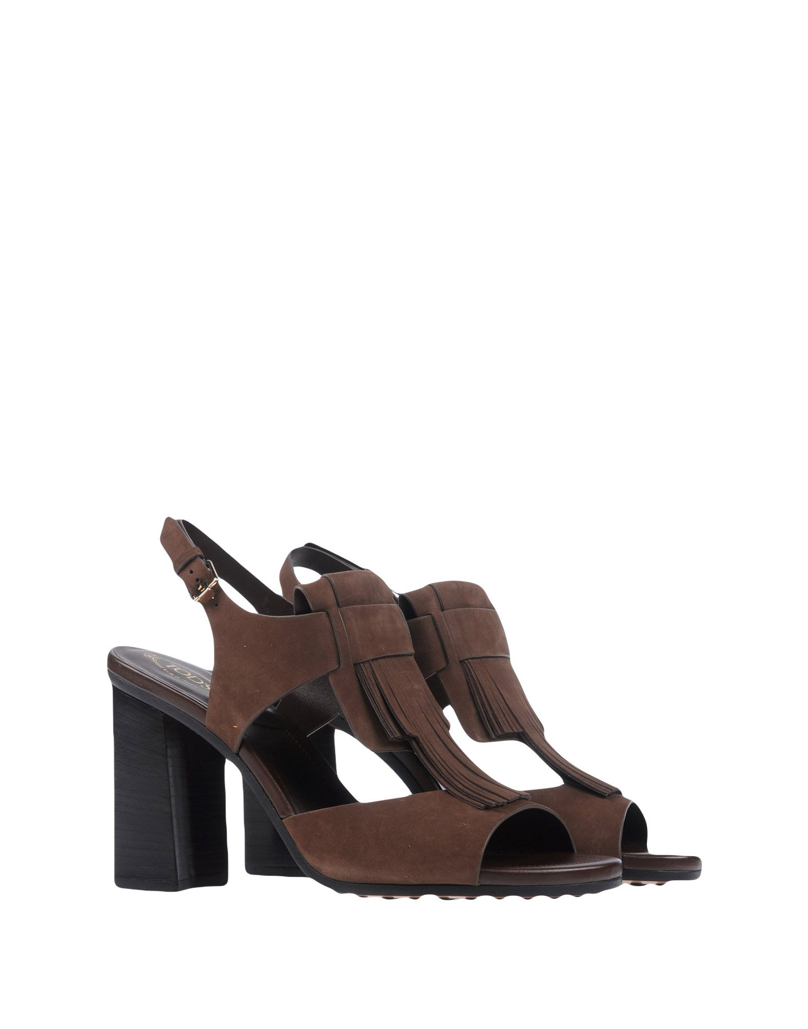 Tod's Sandalen Schuhe Damen  11155833WMGut aussehende strapazierfähige Schuhe Sandalen 33929c