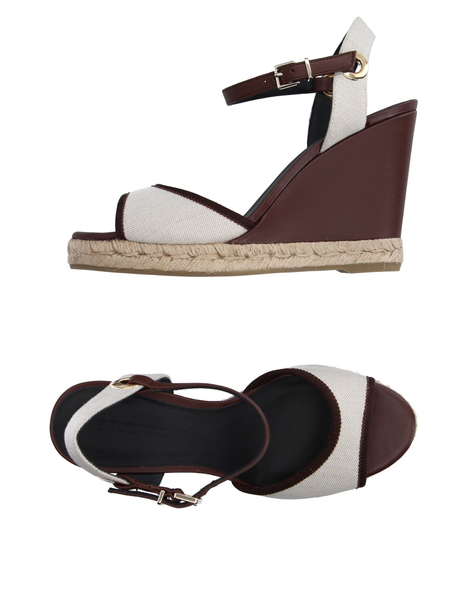 Emporio Armani Espadrilles Damen  11156319PX Gute Qualität beliebte Schuhe