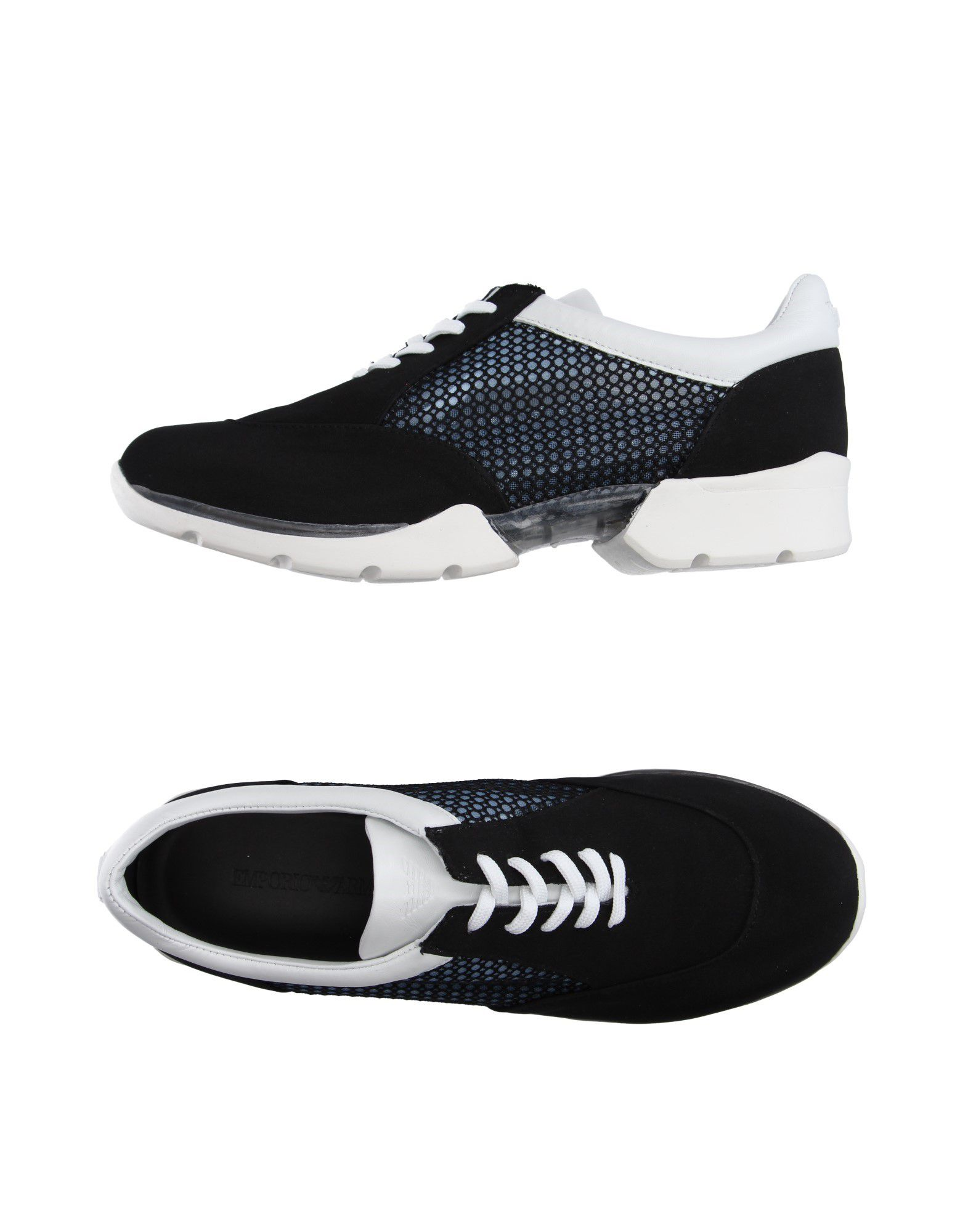 Emporio Armani Sneakers - Women Emporio Armani Sneakers - online on  Canada - Sneakers 11156325RB eb1ced