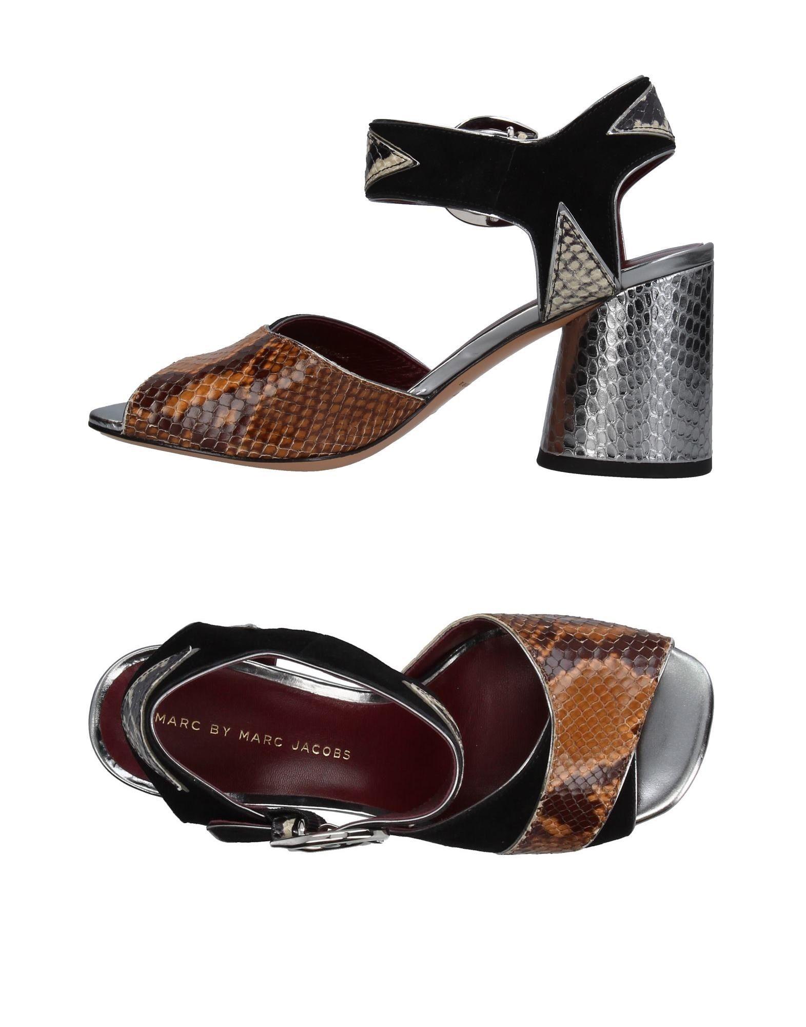 Stilvolle billige Schuhe Marc By Marc Jacobs Sandalen Damen  11156354LI