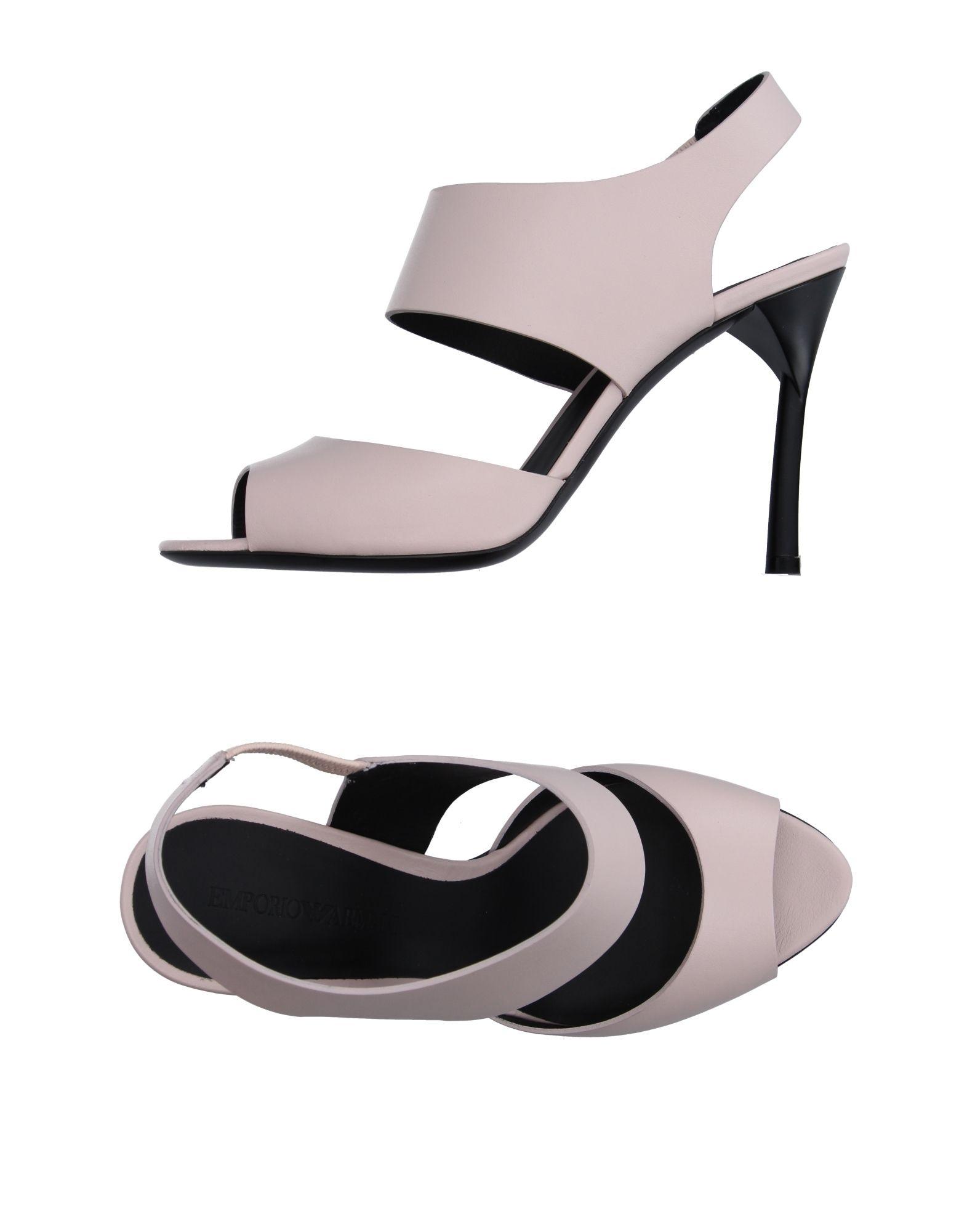 Emporio Armani Sandalen Damen  11156388NJGut aussehende aussehende aussehende strapazierfähige Schuhe c1ee01