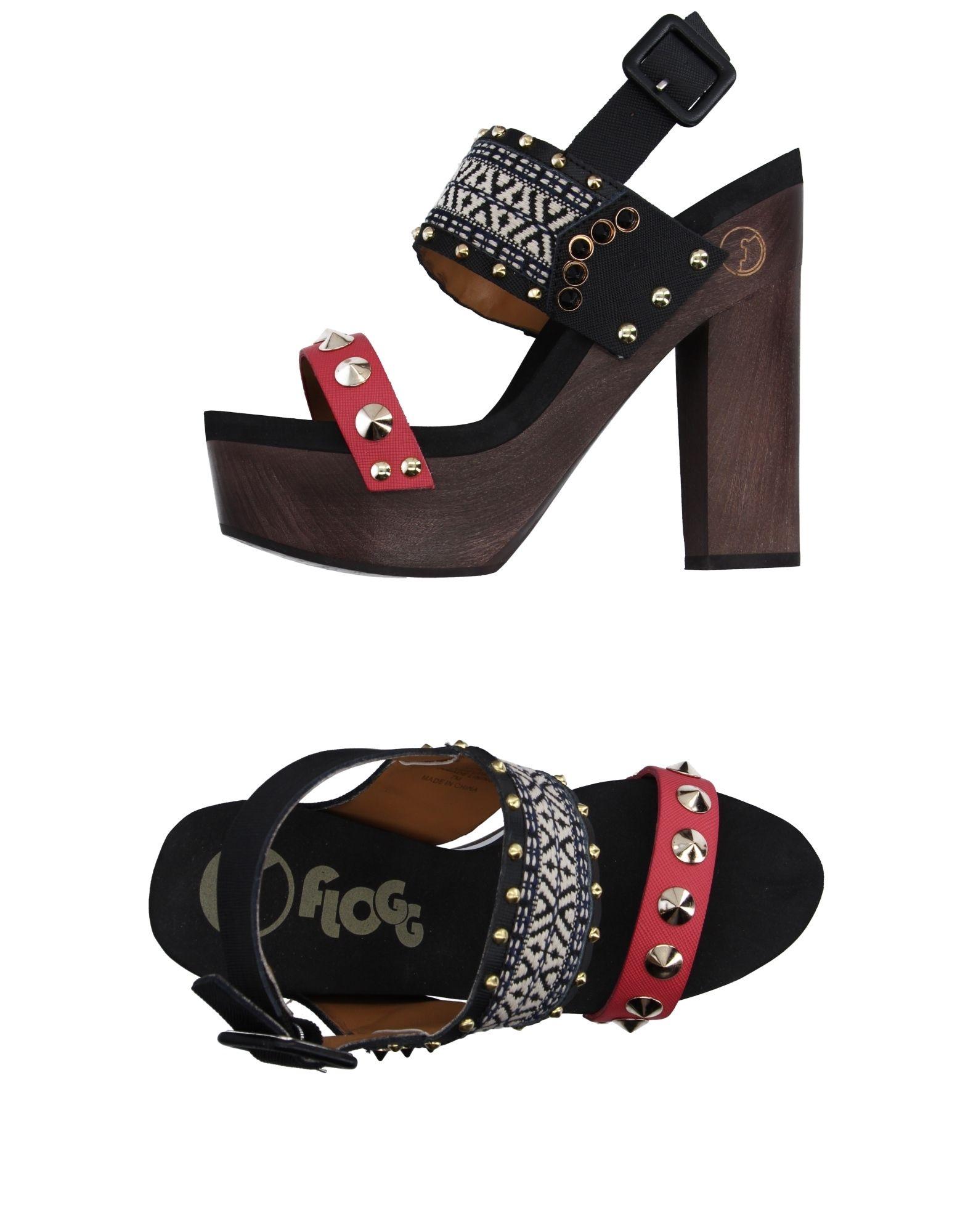 Gut um billige Damen Schuhe zu tragenFlogg Sandalen Damen billige  11156521VV 027d69