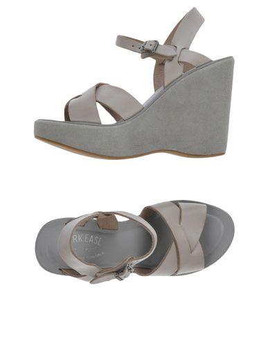 KORK-EASE Sandals in Dove Grey