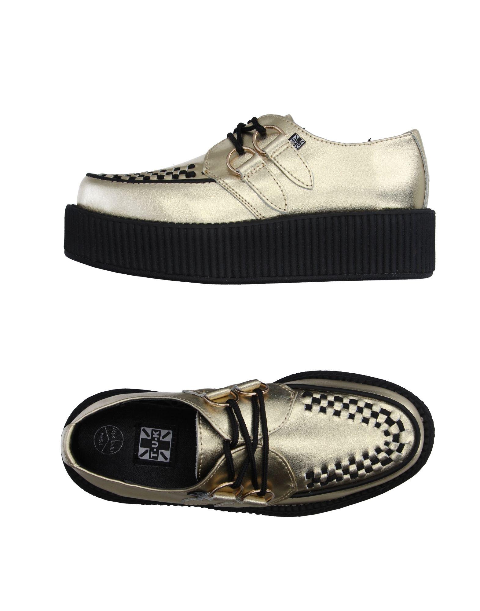 T.U.K Schnürschuhe Damen  Heiße 11156591TB Heiße  Schuhe 08c202