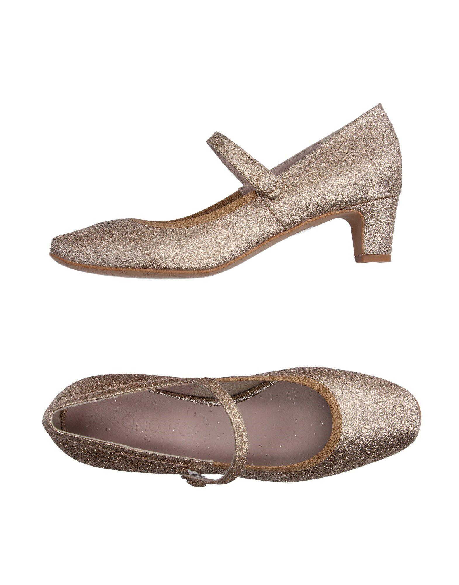 Günstige und modische Schuhe Ancarani Pumps Damen  11156682UG