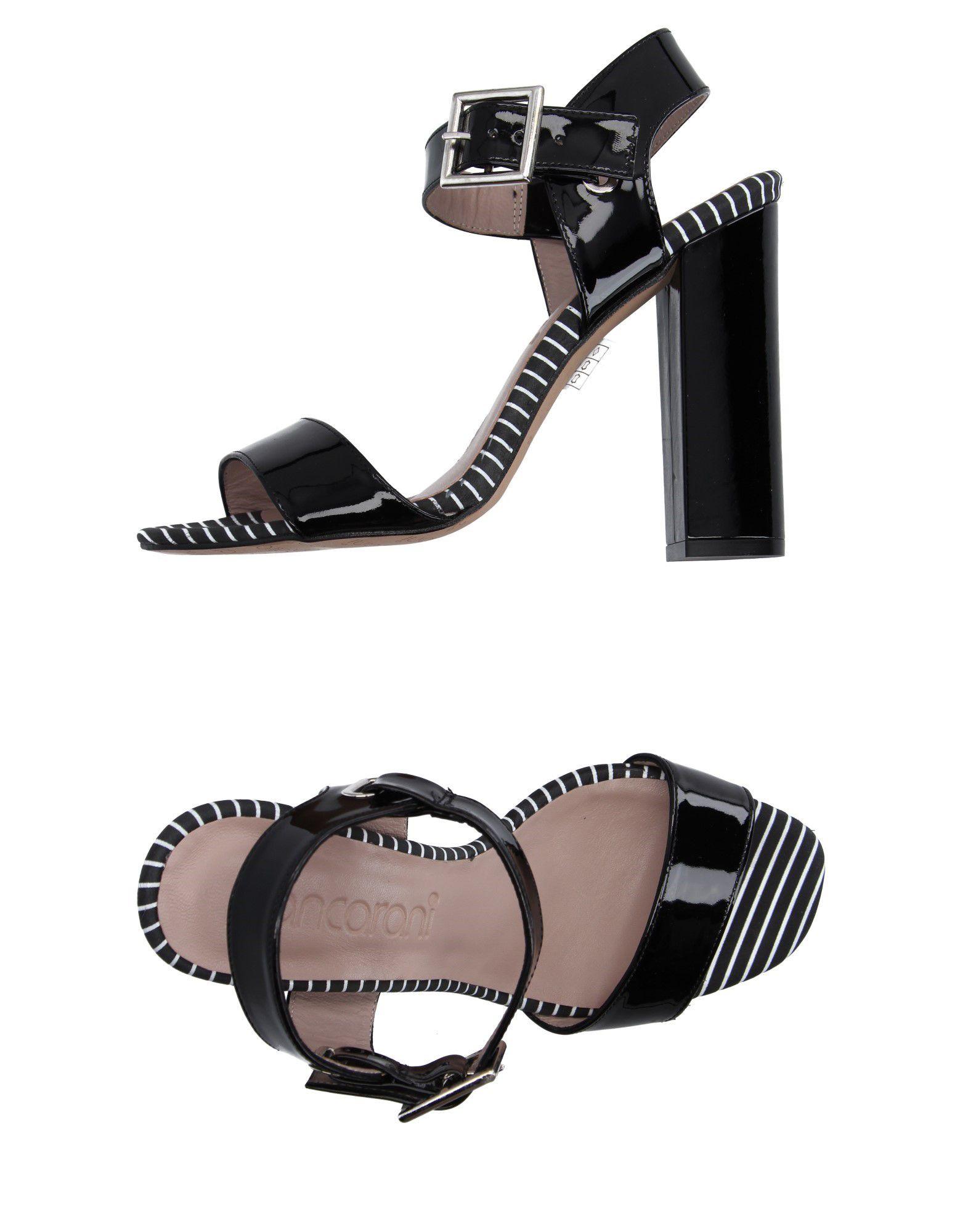 Günstige und modische Schuhe Ancarani Sandalen Damen  11156689PT