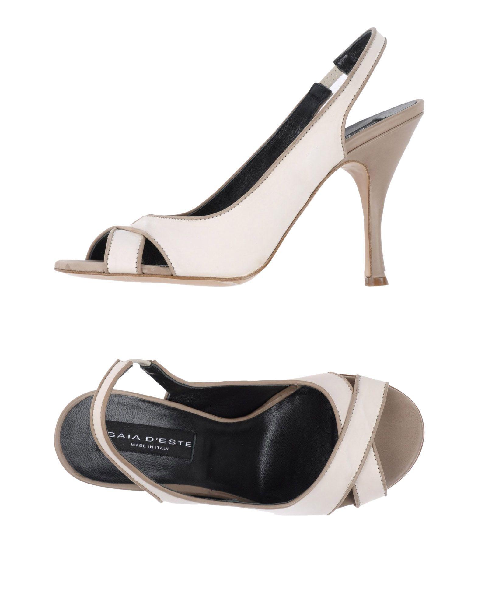 Gaia D'este Sandalen Damen  11156883DM Gute Qualität beliebte Schuhe