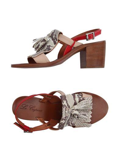 LE CAPRESI Sandals in Light Grey