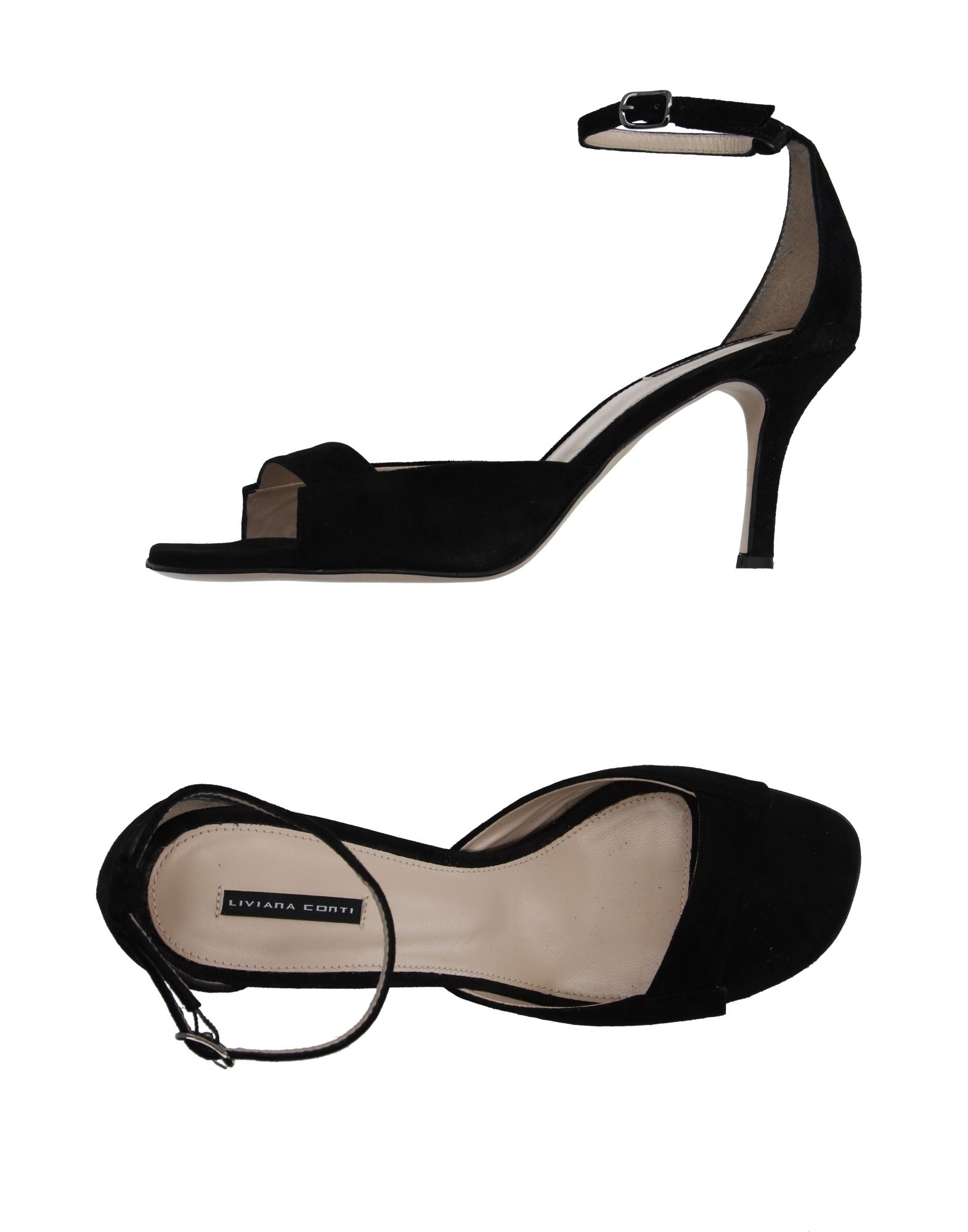 Liviana Conti Sandalen Damen  11157575BGGut aussehende strapazierfähige Schuhe