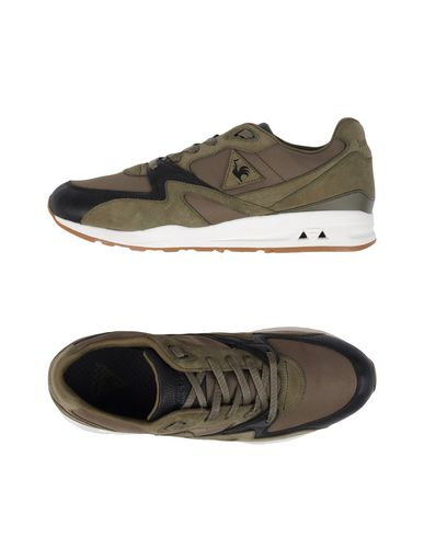 LE COQ SPORTIF LCS R800 C WINTER Sneakers Military green Men