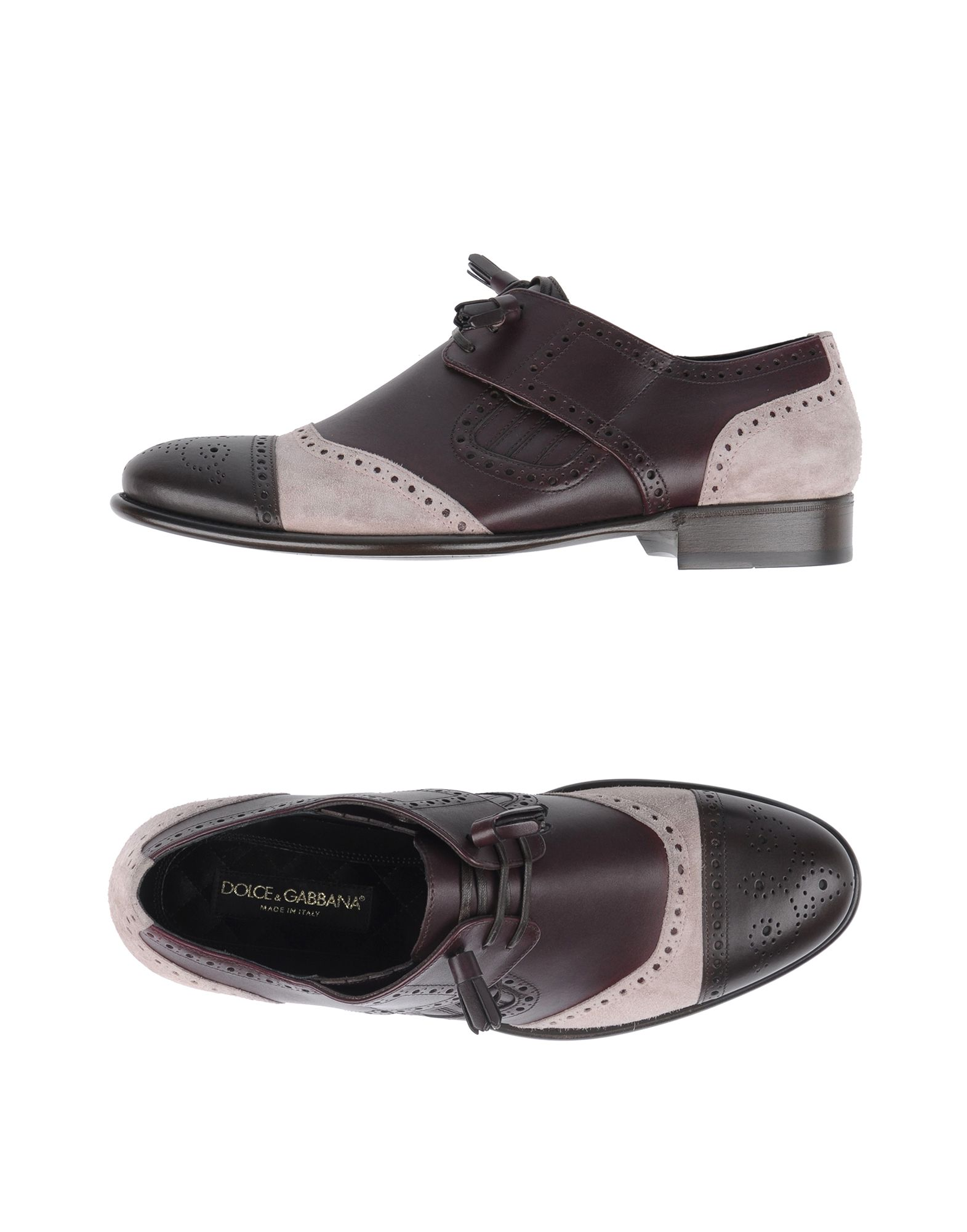 Dolce & Gabbana Gabbana & Schnürschuhe Herren  11158057RE Neue Schuhe 912cec