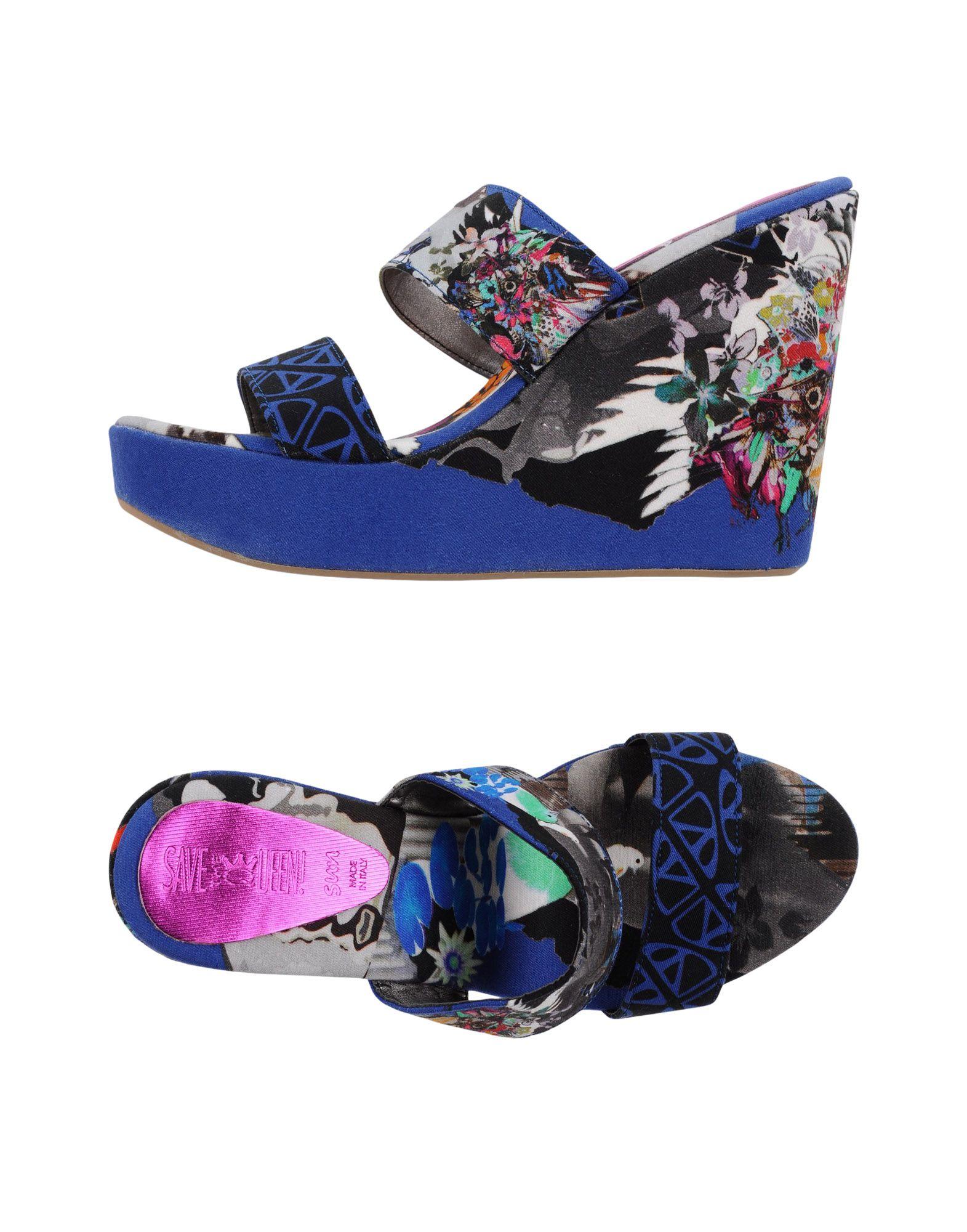 Save The Queen! Sun Sandalen Damen  11158075EP Gute Qualität beliebte Schuhe