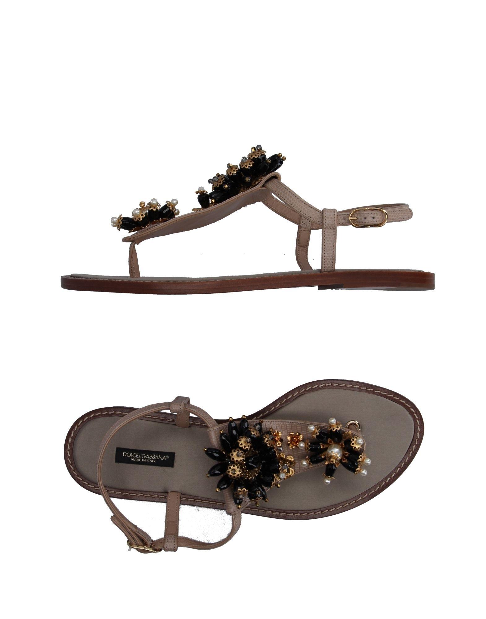 Infradito Dolce & Gabbana Donna - Acquista online su