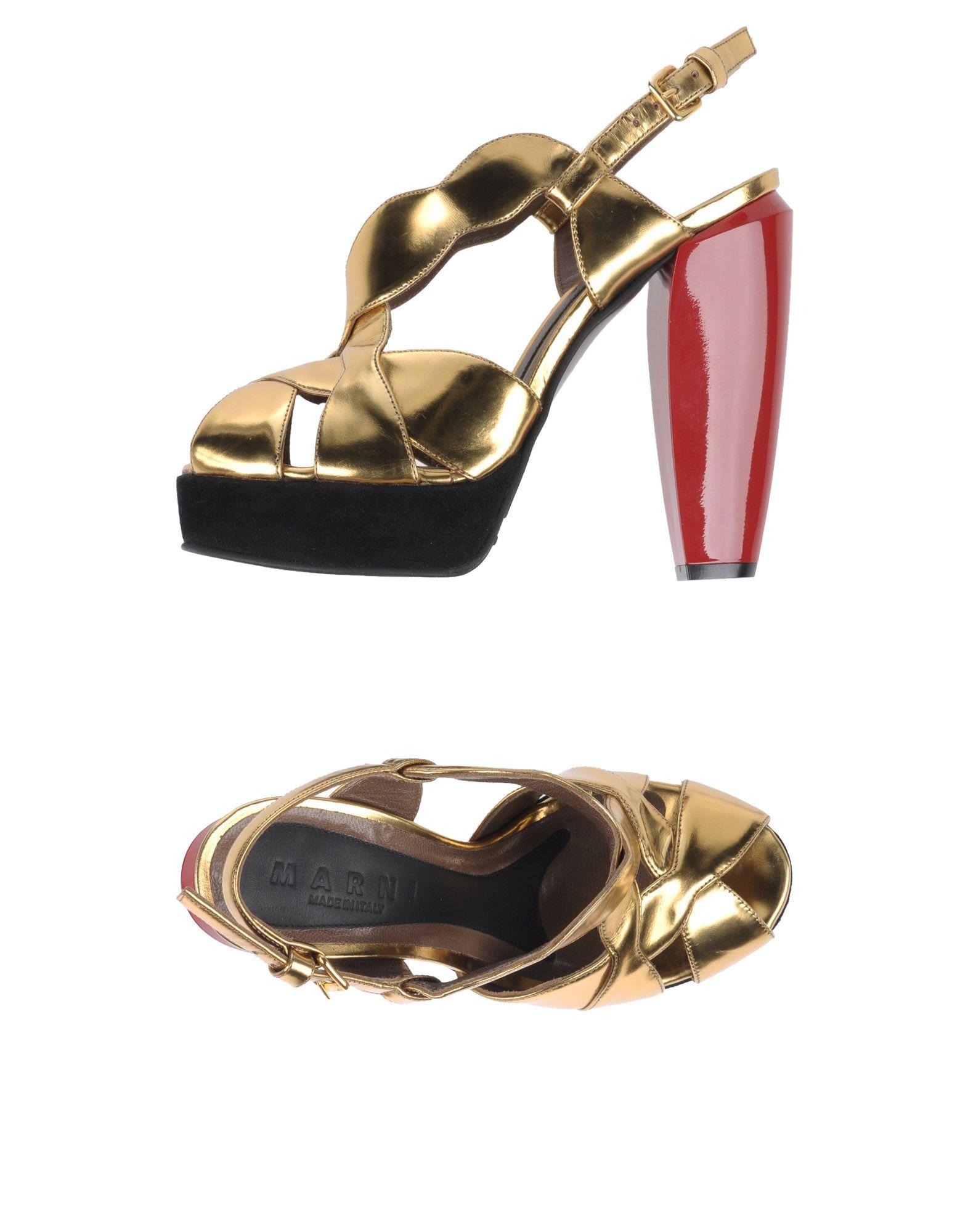 Moda Sandali Marni Donna - 11158165PP