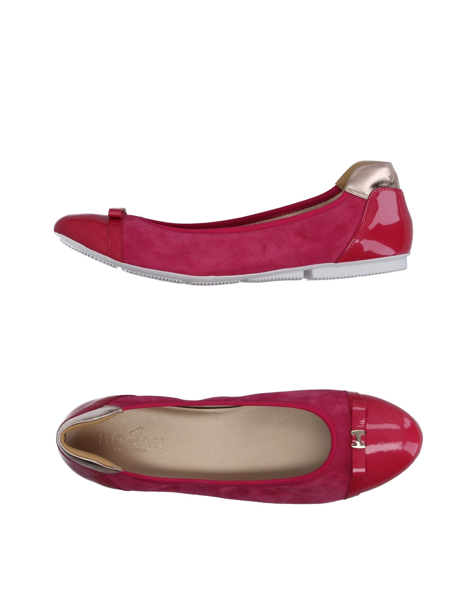 Hogan Ballerinas Damen  11158184UPGut aussehende strapazierfähige Schuhe