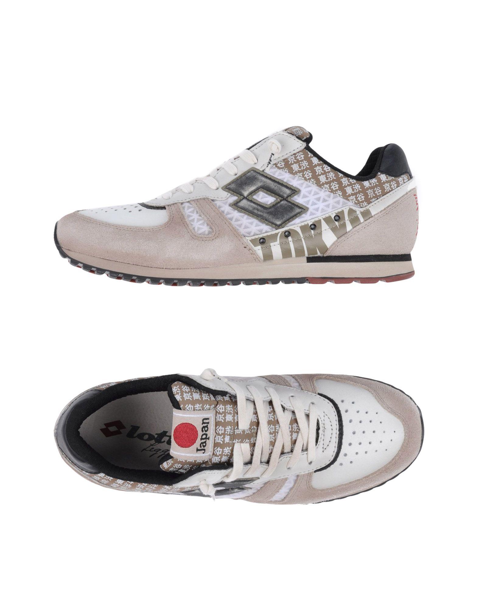 Lotto 11158197EN Leggenda Sneakers Herren  11158197EN Lotto ed573d