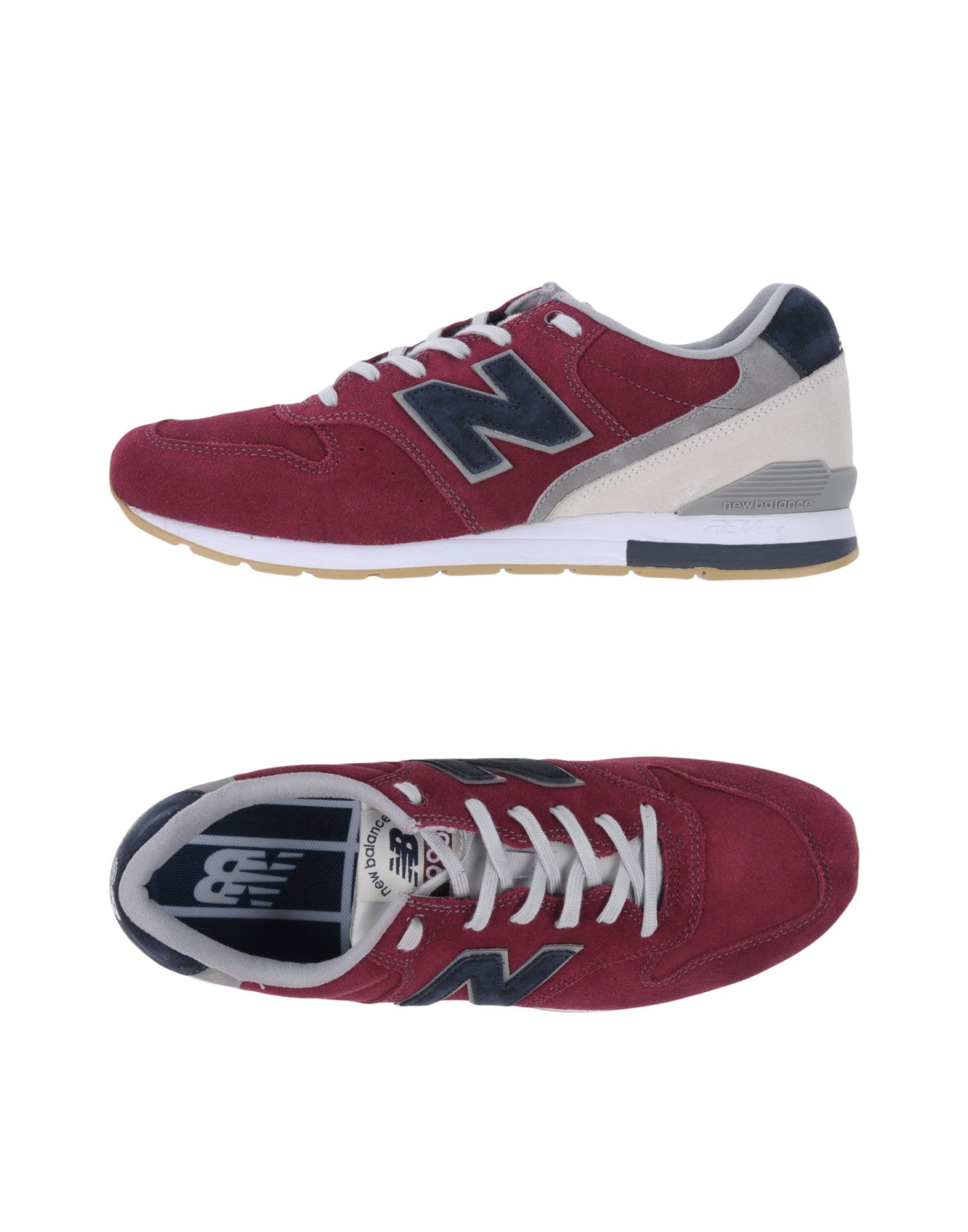Rabatt echte Schuhe New Balance 996 Suede  11158319JA