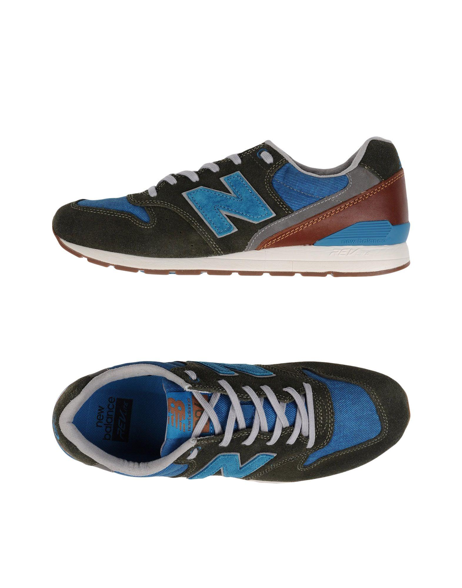 New Balance 996 Suede - Denim - Sneakers - Men Balance New Balance Men Sneakers online on  Canada - 11158348LU a72fc6