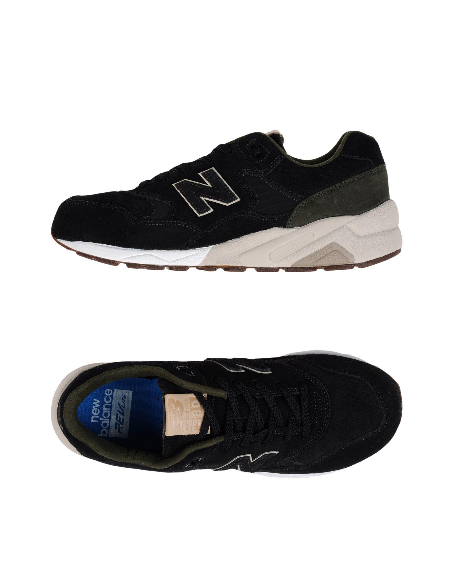 Sneakers New Balance 580 Suede - Mesh 90S Running - Uomo - Acquista online su