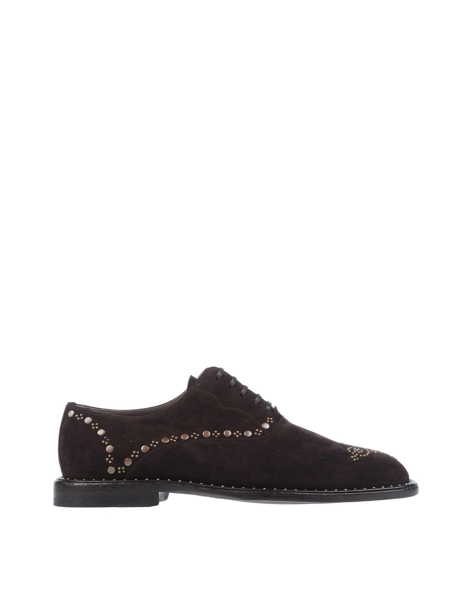 Dolce & Gute Gabbana Schnürschuhe Herren  11158421UA Gute & Qualität beliebte Schuhe aa7cec