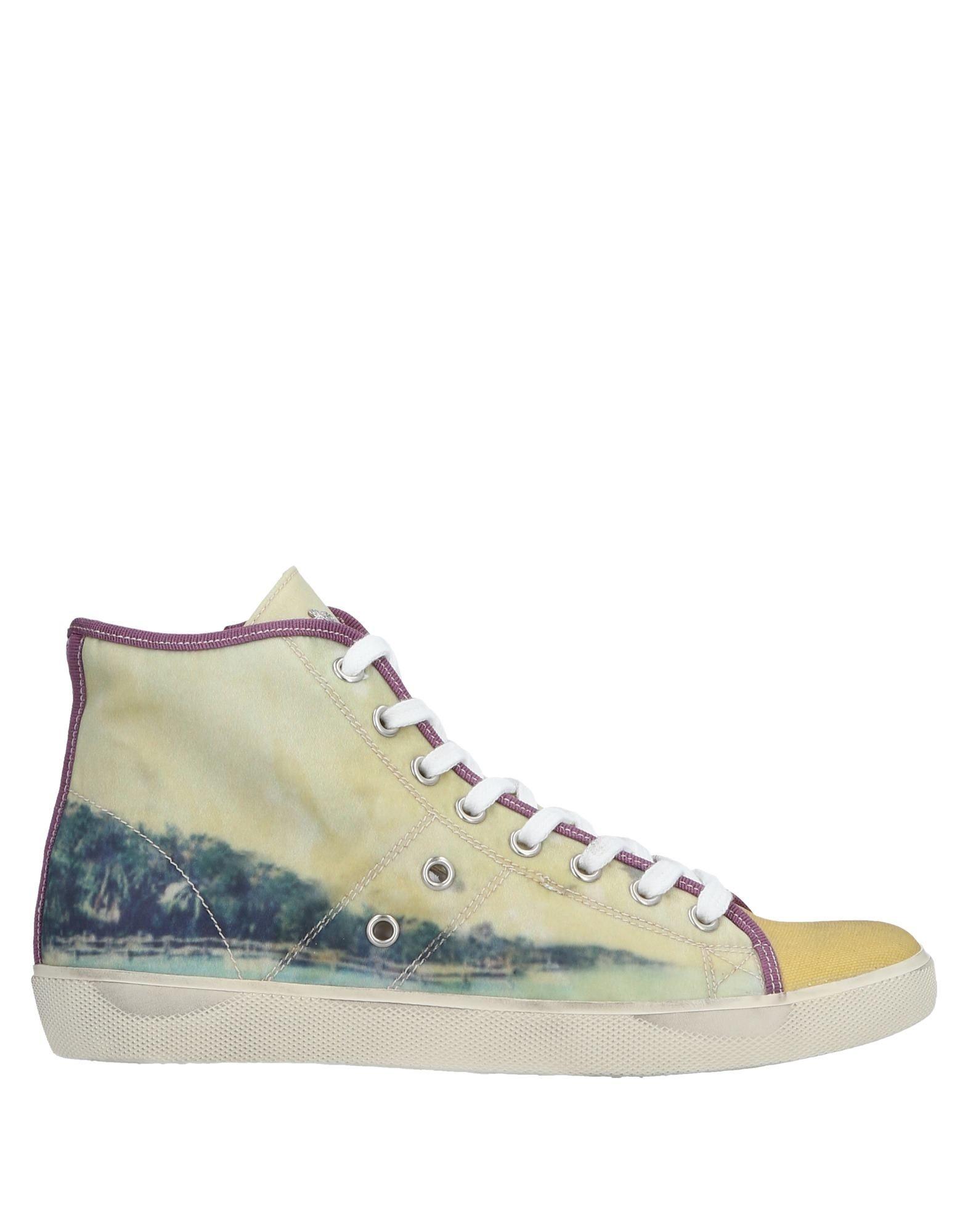 Cómodo y bien Zapatillas parecido Zapatillas bien Leather Crown Mujer - Zapatillas Leather Crown  Ocre 801006