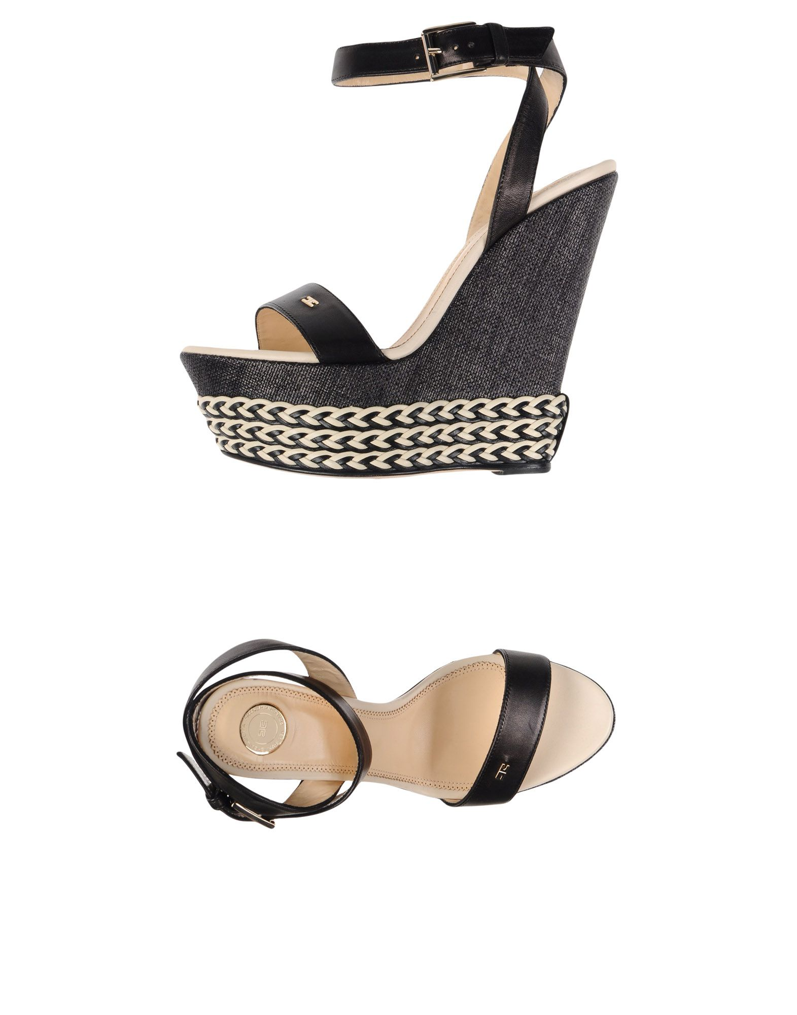 Rabatt Schuhe Elisabetta Franchi Sandalen Damen  11158608AX