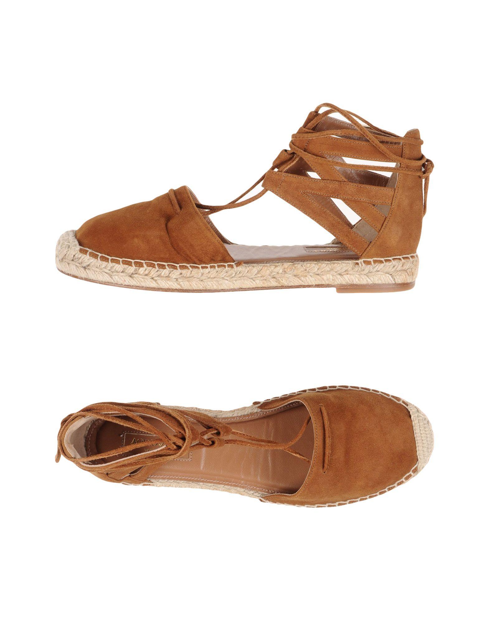 Aquazzura Espadrilles Damen  11158740KVGut aussehende strapazierfähige Schuhe