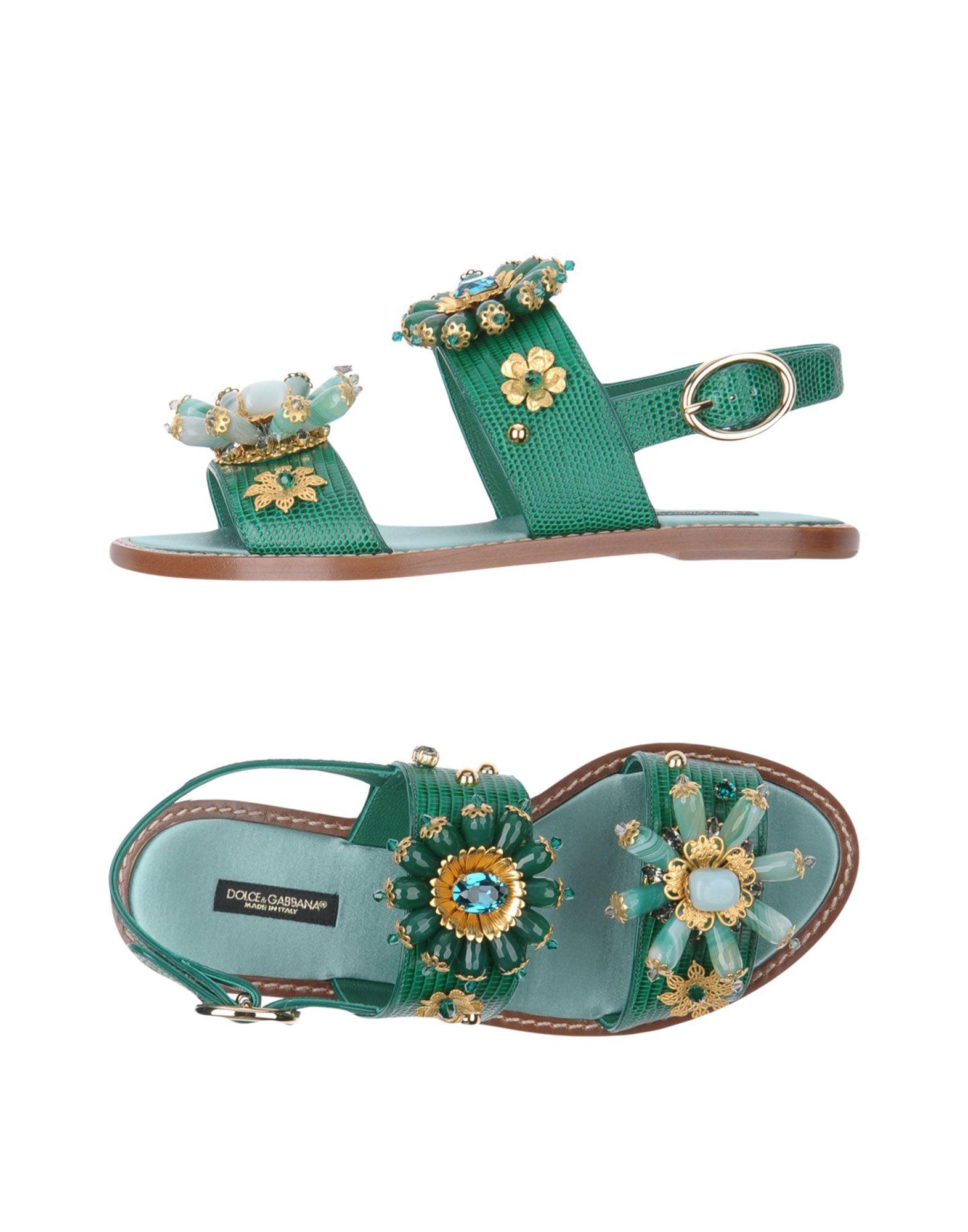 Dolce & Gabbana Sandalen Damen  11158921GWGünstige gut aussehende Schuhe