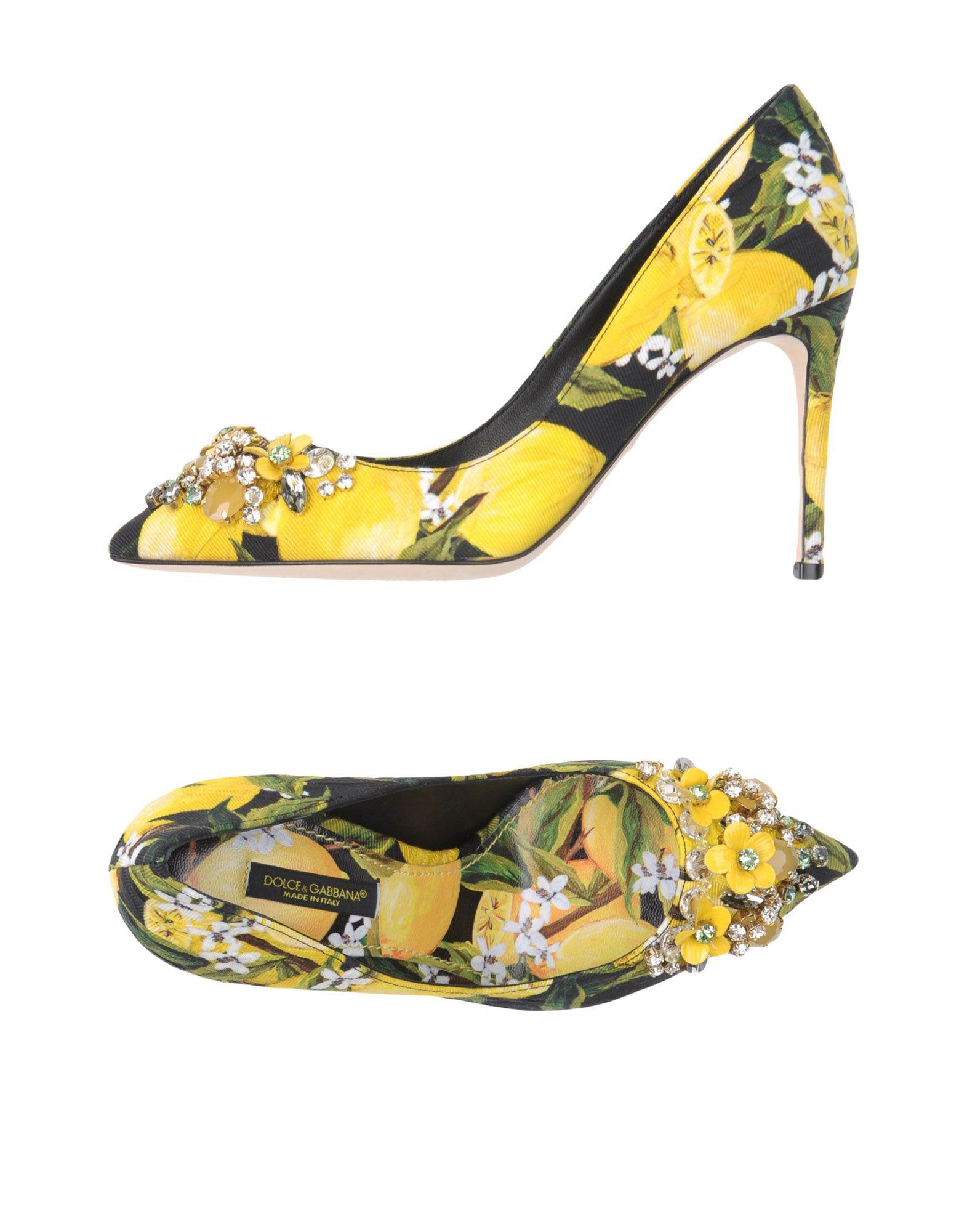 Décolleté - Dolce & Gabbana Donna - Décolleté 11158955XQ 8d261c