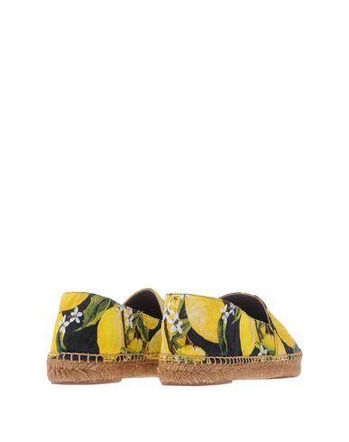 Gabbana Noir amp; Espadrilles amp; Espadrilles Dolce Gabbana Dolce 0XaXwqRp