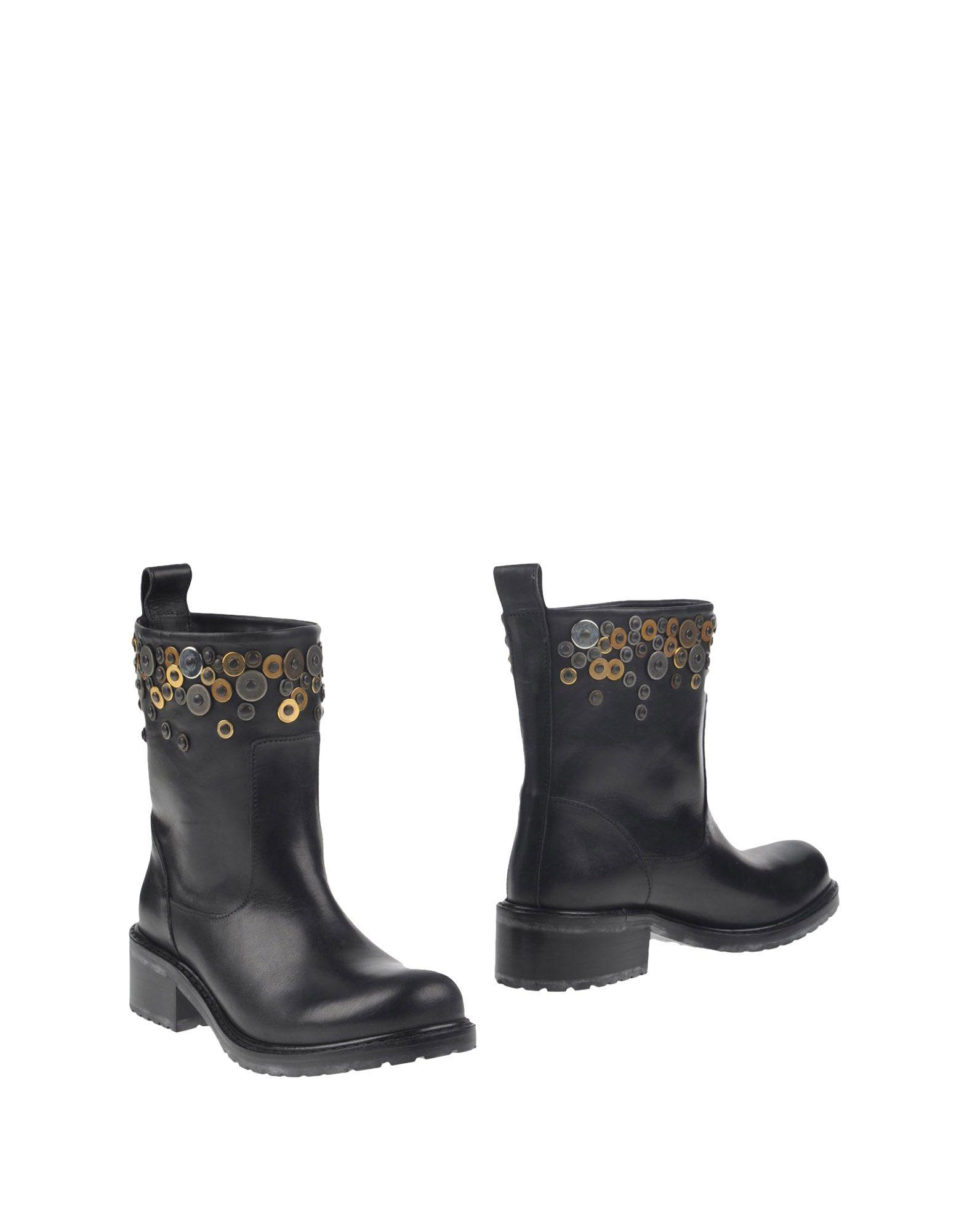 Dsquared2 gut Stiefelette Damen  11159555HDGünstige gut Dsquared2 aussehende Schuhe 3b70df