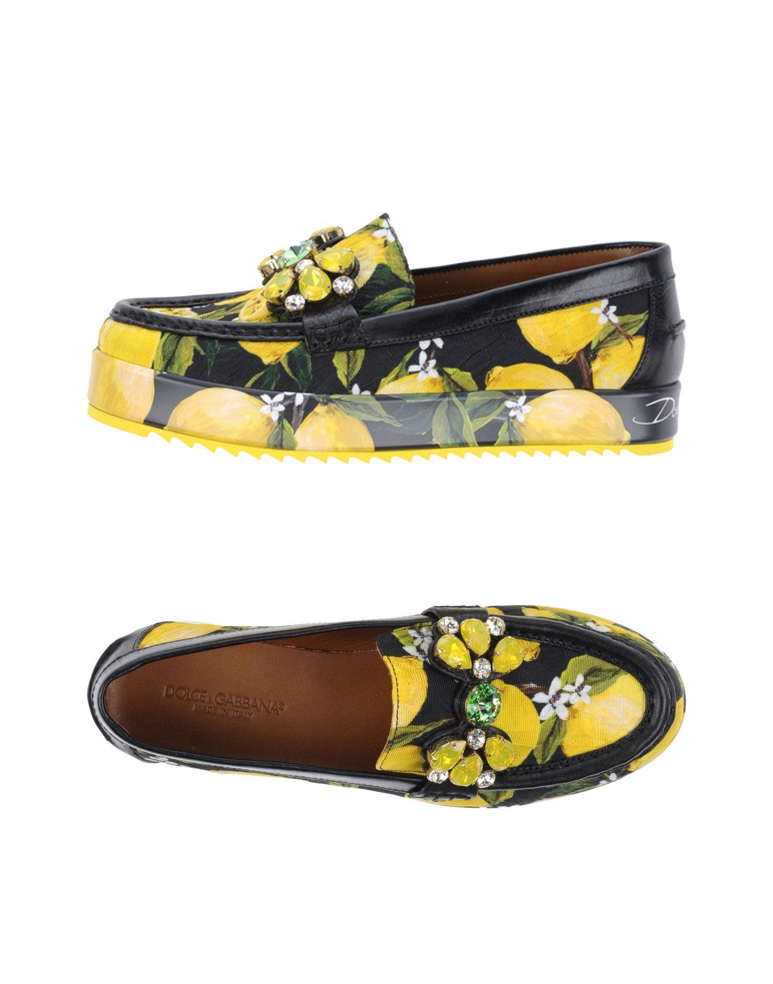 Dolce & Gabbana Mokassins Damen  11159763WJGünstige gut aussehende Schuhe