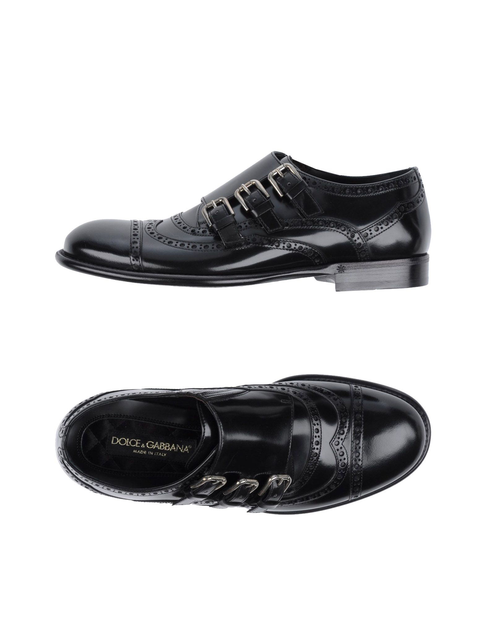 Dolce & Gabbana Loafers - Men Dolce on & Gabbana Loafers online on Dolce  Canada - 11159944MA 43984e